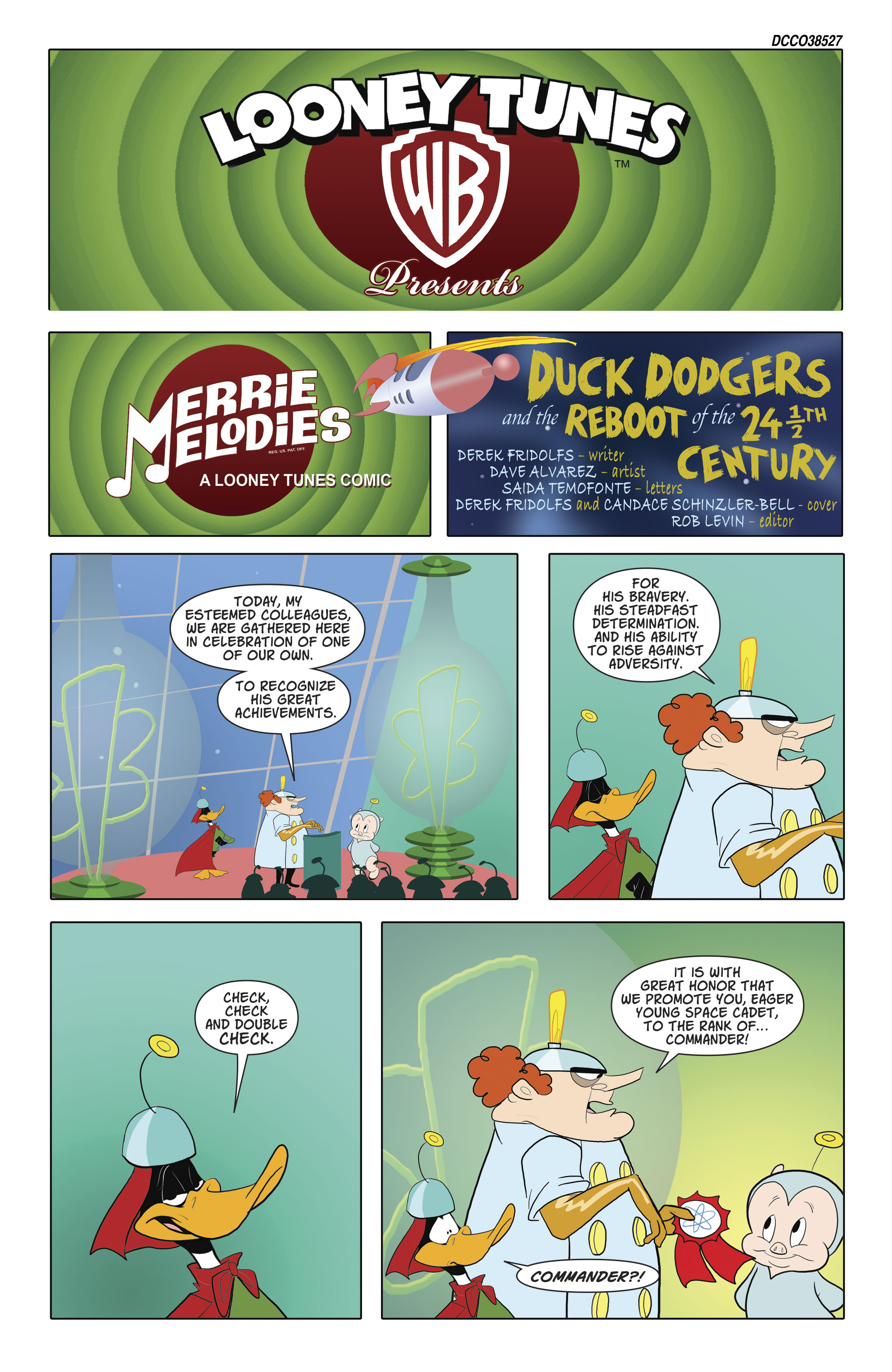 Read online Looney Tunes (1994) comic -  Issue #237 - 2