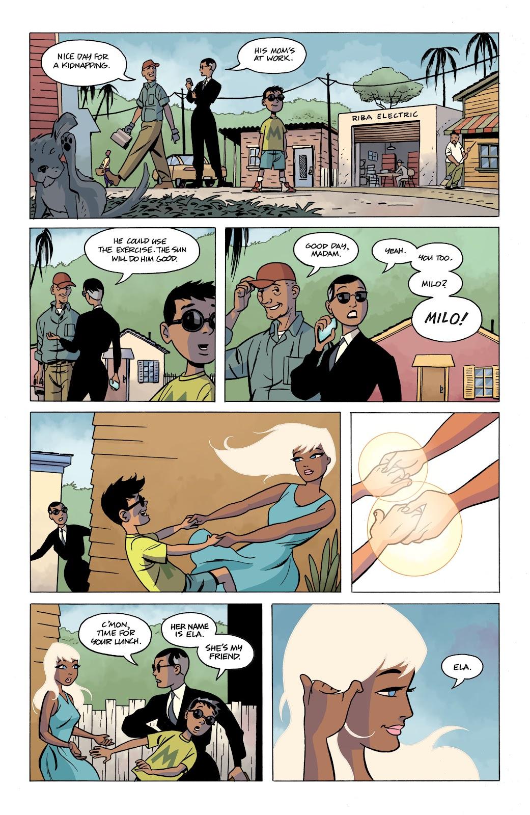 Read online The Twilight Children comic -  Issue #2 - 19