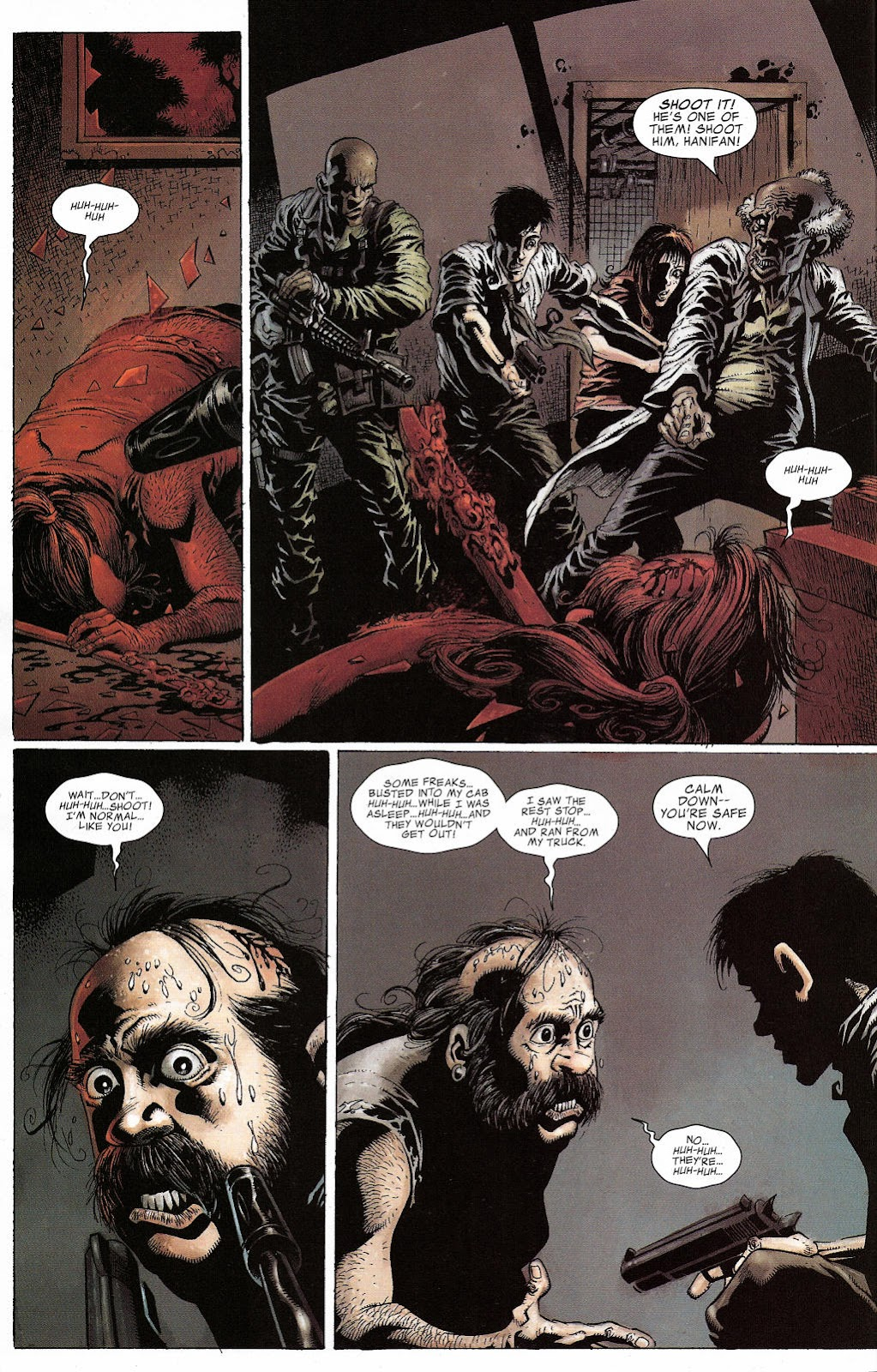 Read online Zombie (2006) comic -  Issue #2 - 8