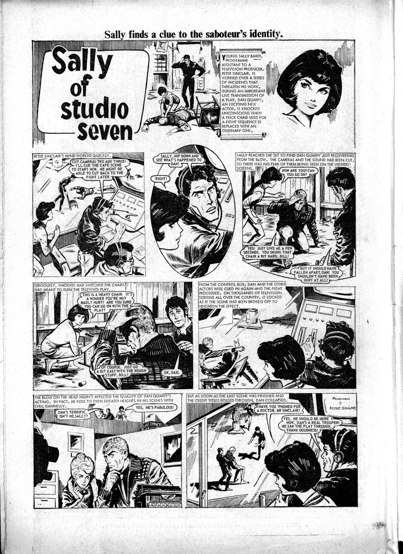 Read online Judy comic -  Issue #223 - 30