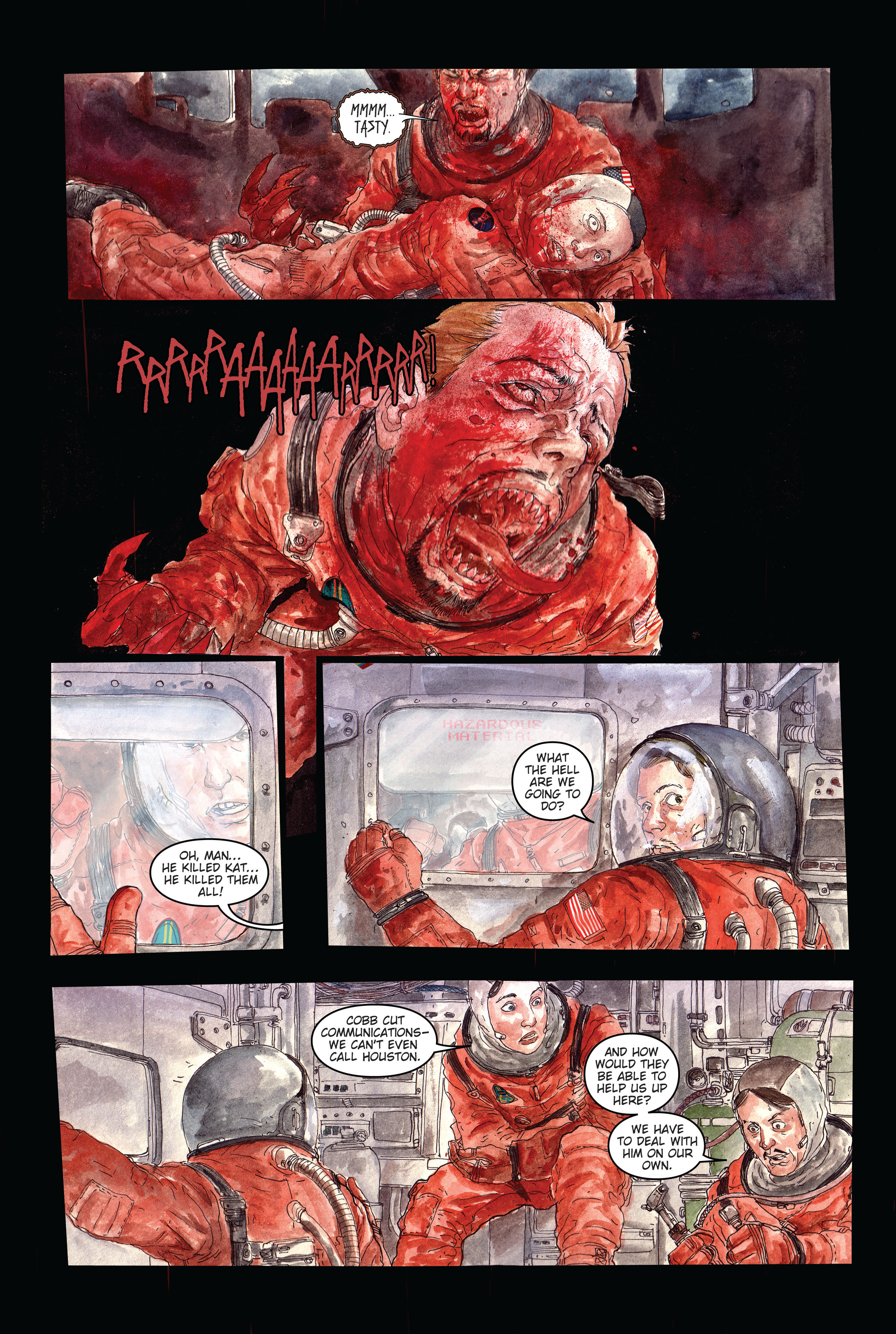 30 Days of Night: Dead Space 1 Page 19