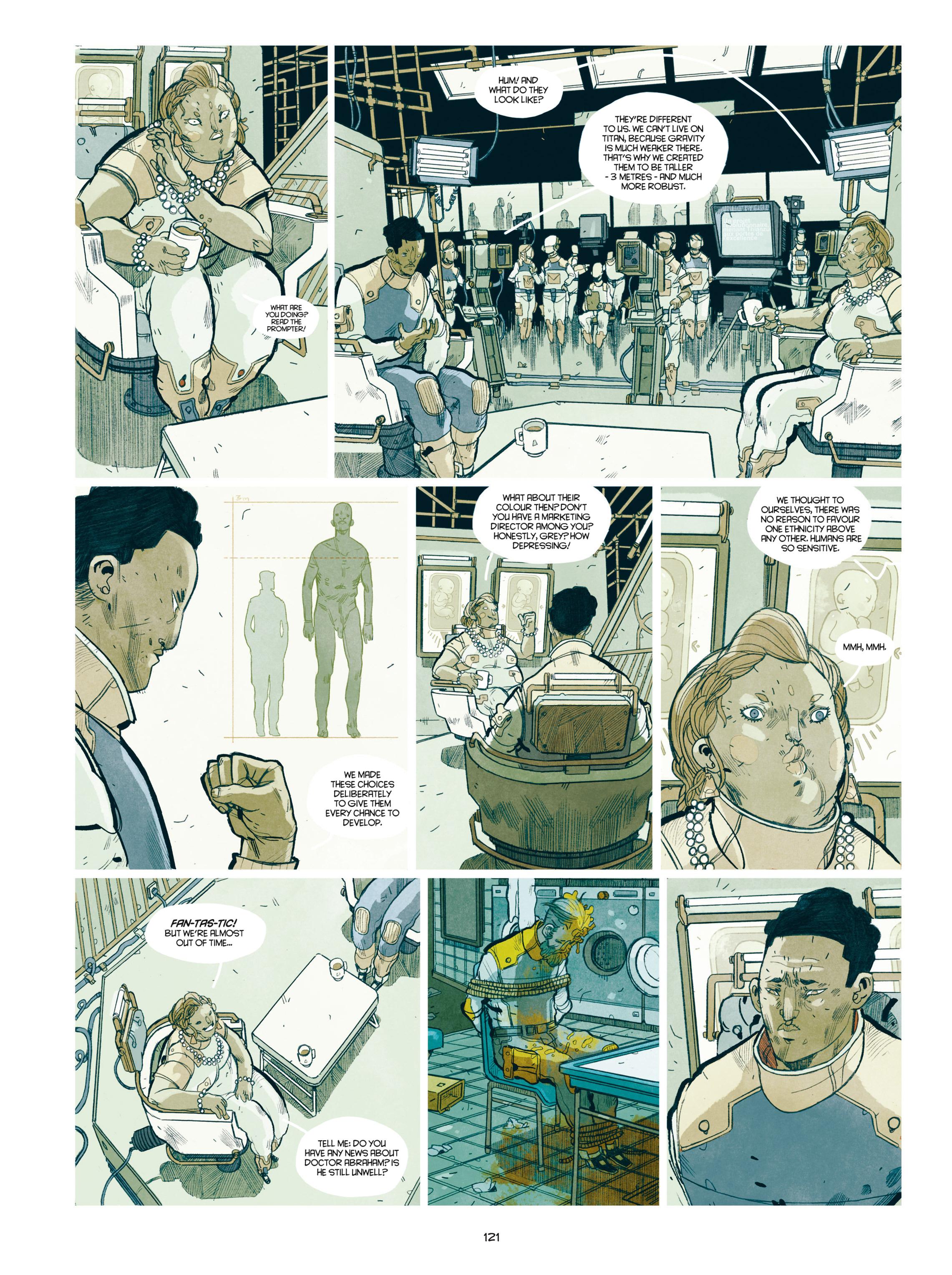 Read online Shangri-La comic -  Issue # Full - 122
