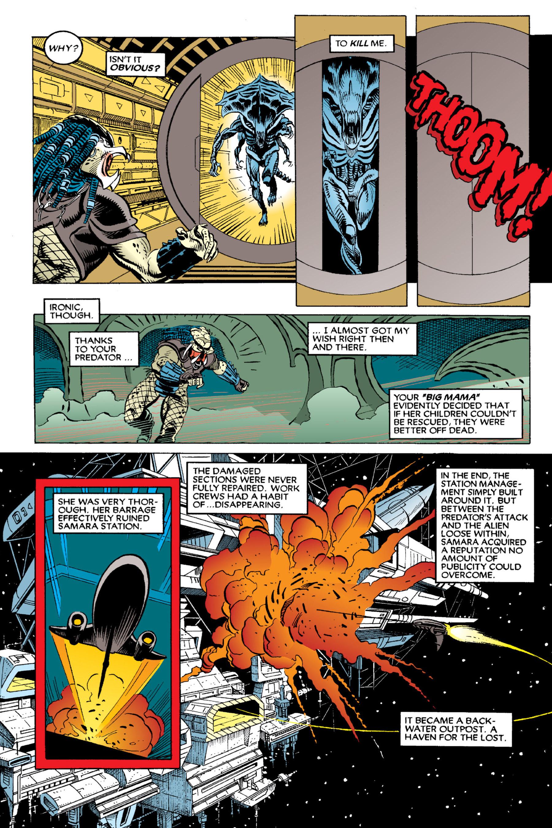 Read online Aliens vs. Predator Omnibus comic -  Issue # _TPB 2 Part 3 - 72
