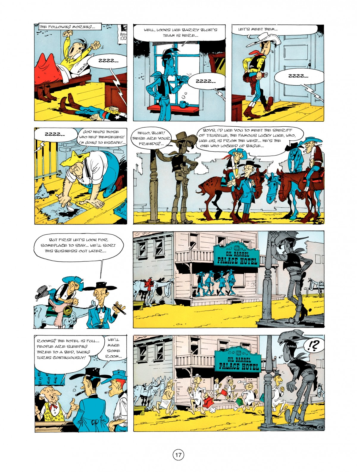 A Lucky Luke Adventure 5 Page 18