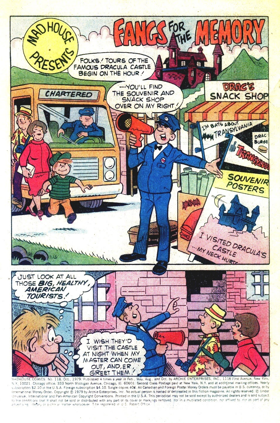 Read online Madhouse Comics comic -  Issue #118 - 3