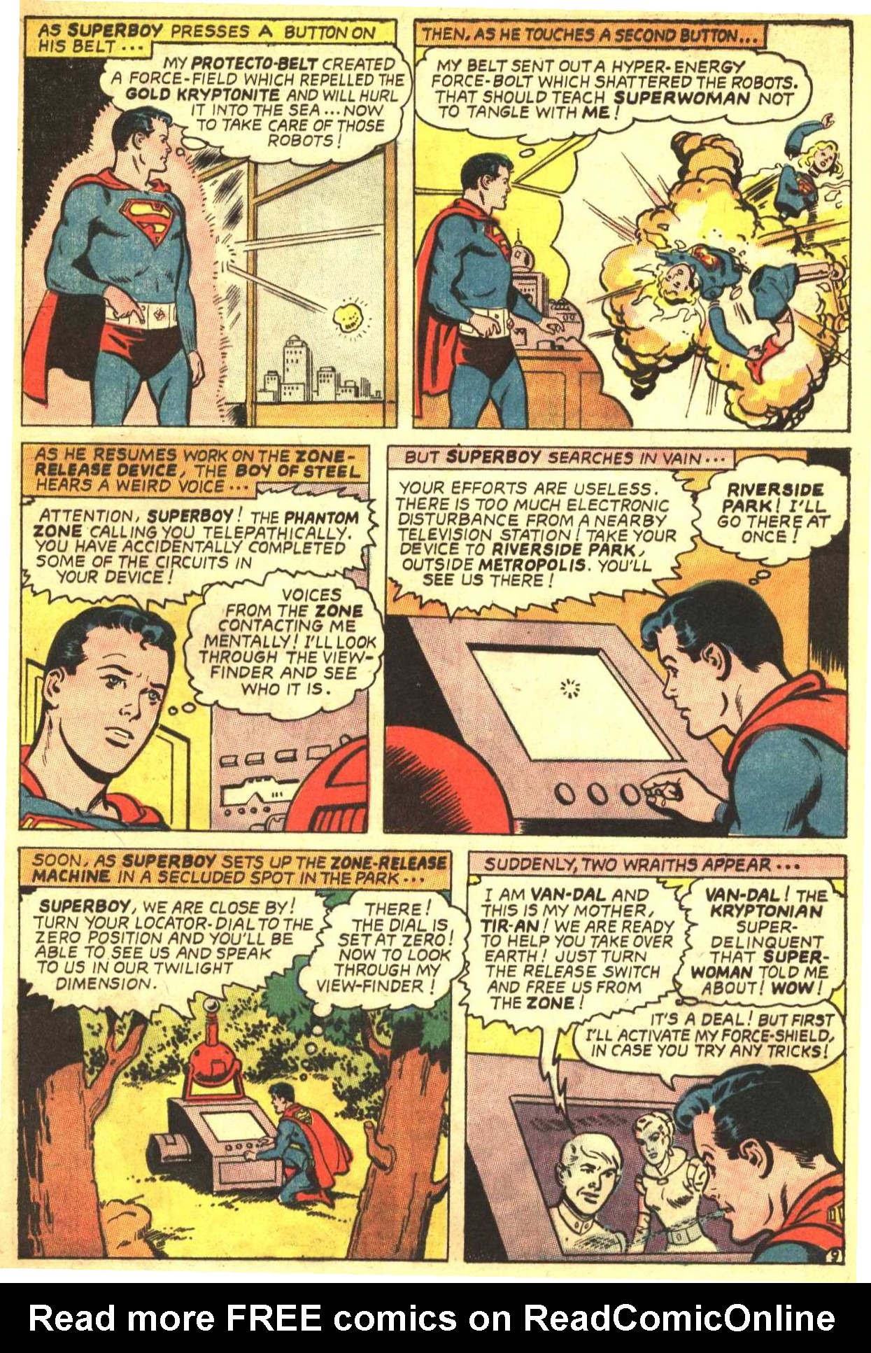 Read online Action Comics (1938) comic -  Issue #333 - 29