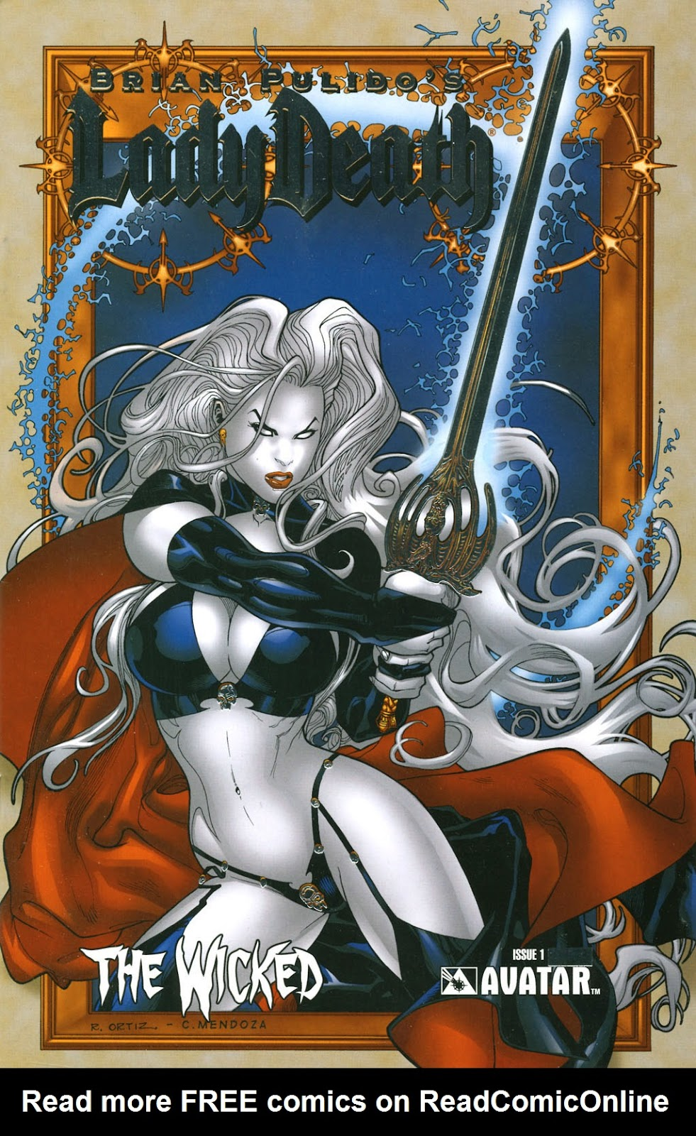 Read online Lady Death: The Wicked comic -  Issue #1 - 9