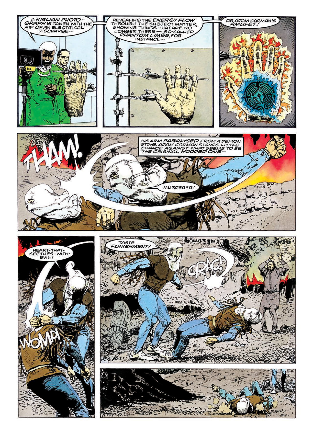 Read online Mazeworld comic -  Issue # TPB - 170