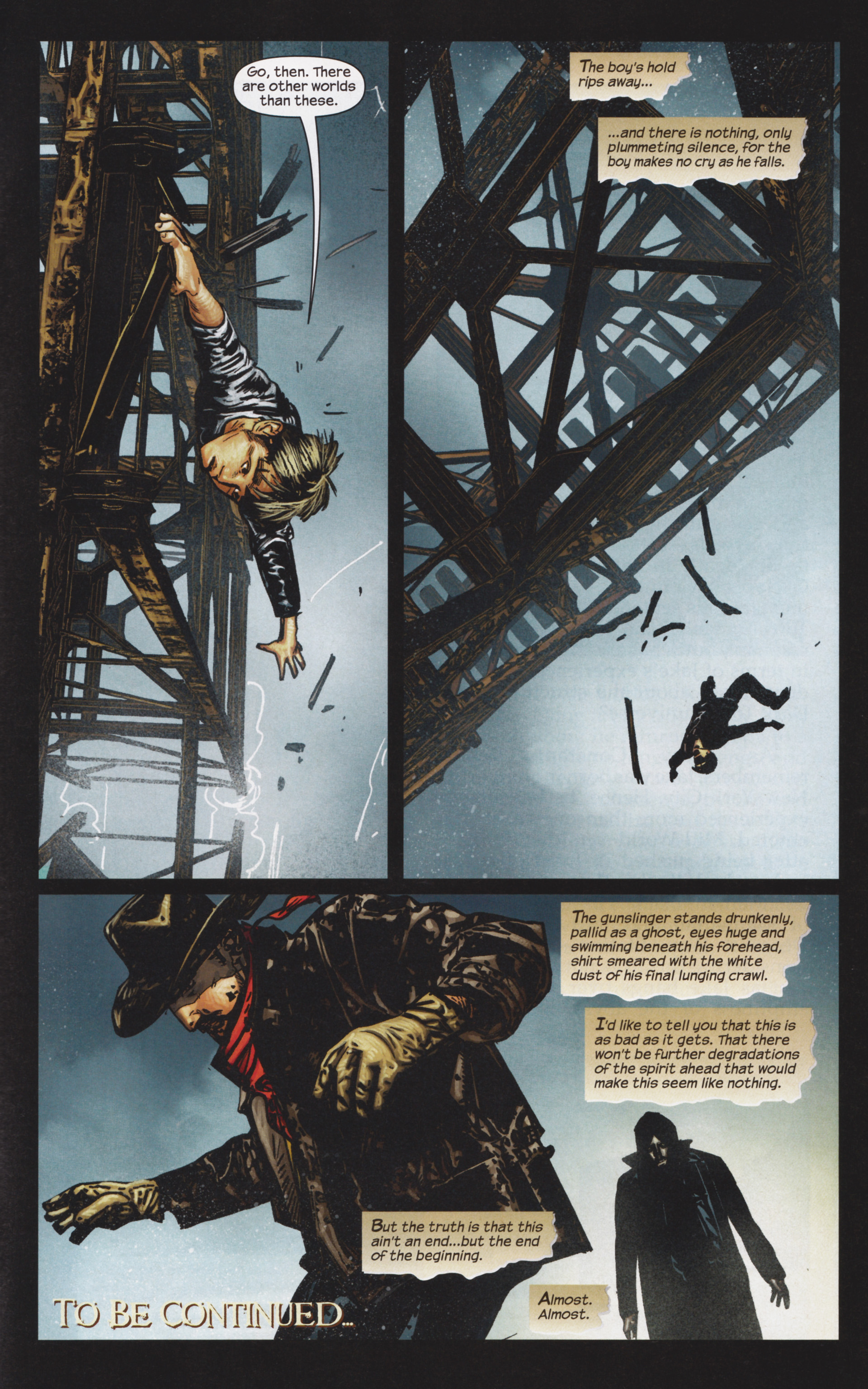 Read online Dark Tower: The Gunslinger - The Man in Black comic -  Issue #4 - 24