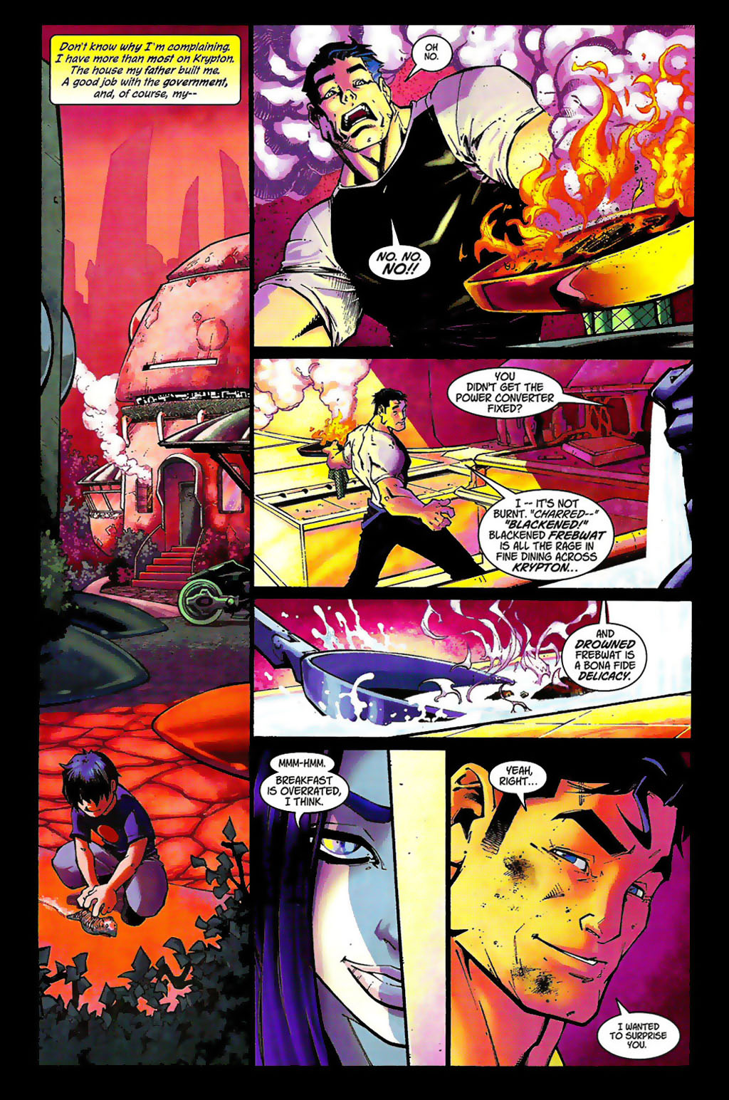 Action Comics (1938) 812 Page 4