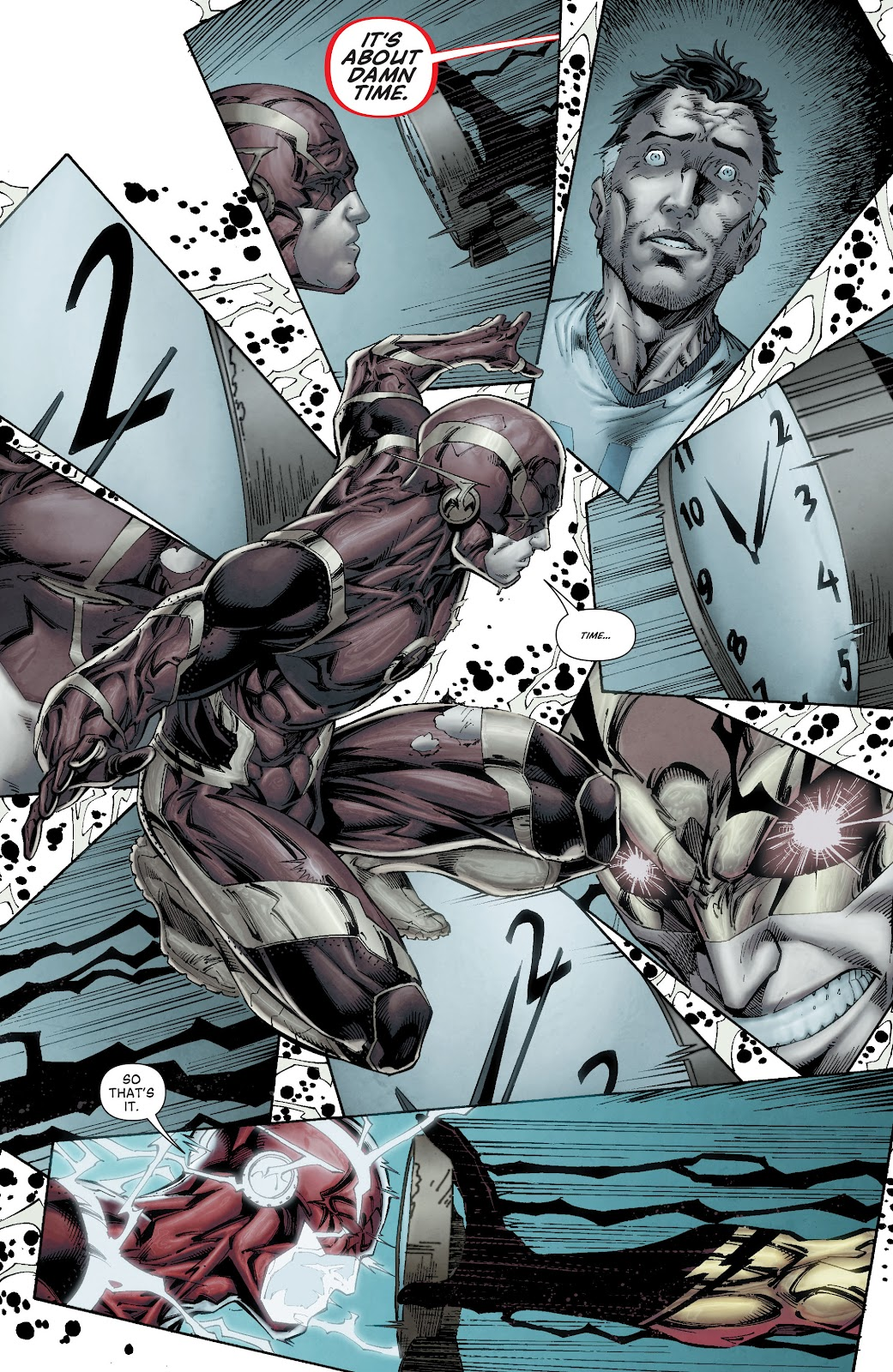 Read online The Flash (2011) comic -  Issue # _TPB 8 (Part 2) - 97