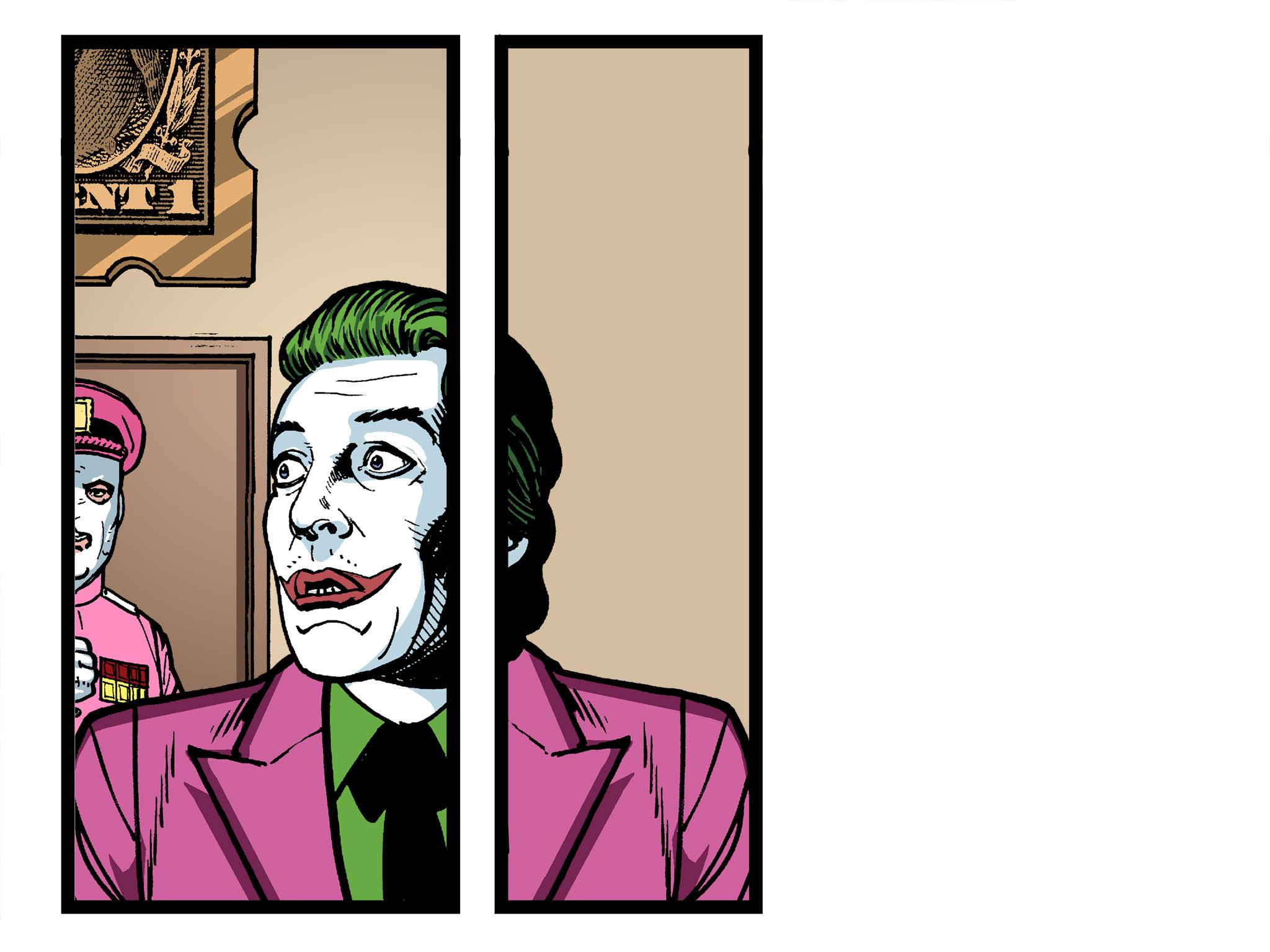 Read online Batman '66 Meets the Green Hornet [II] comic -  Issue #4 - 10