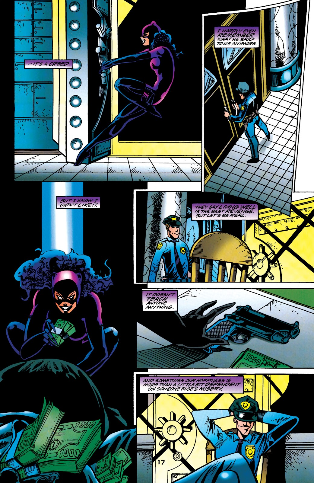 Catwoman (1993) Issue #60 #65 - English 18