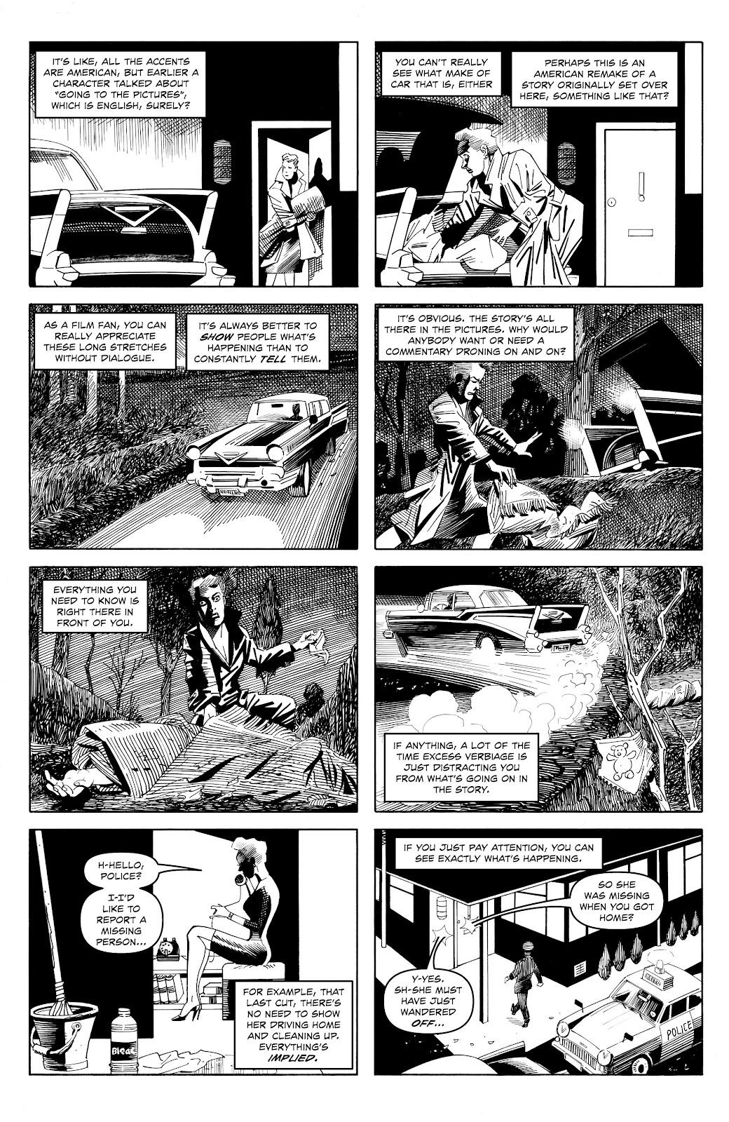 Read online Alan Moore's Cinema Purgatorio comic -  Issue #18 - 7