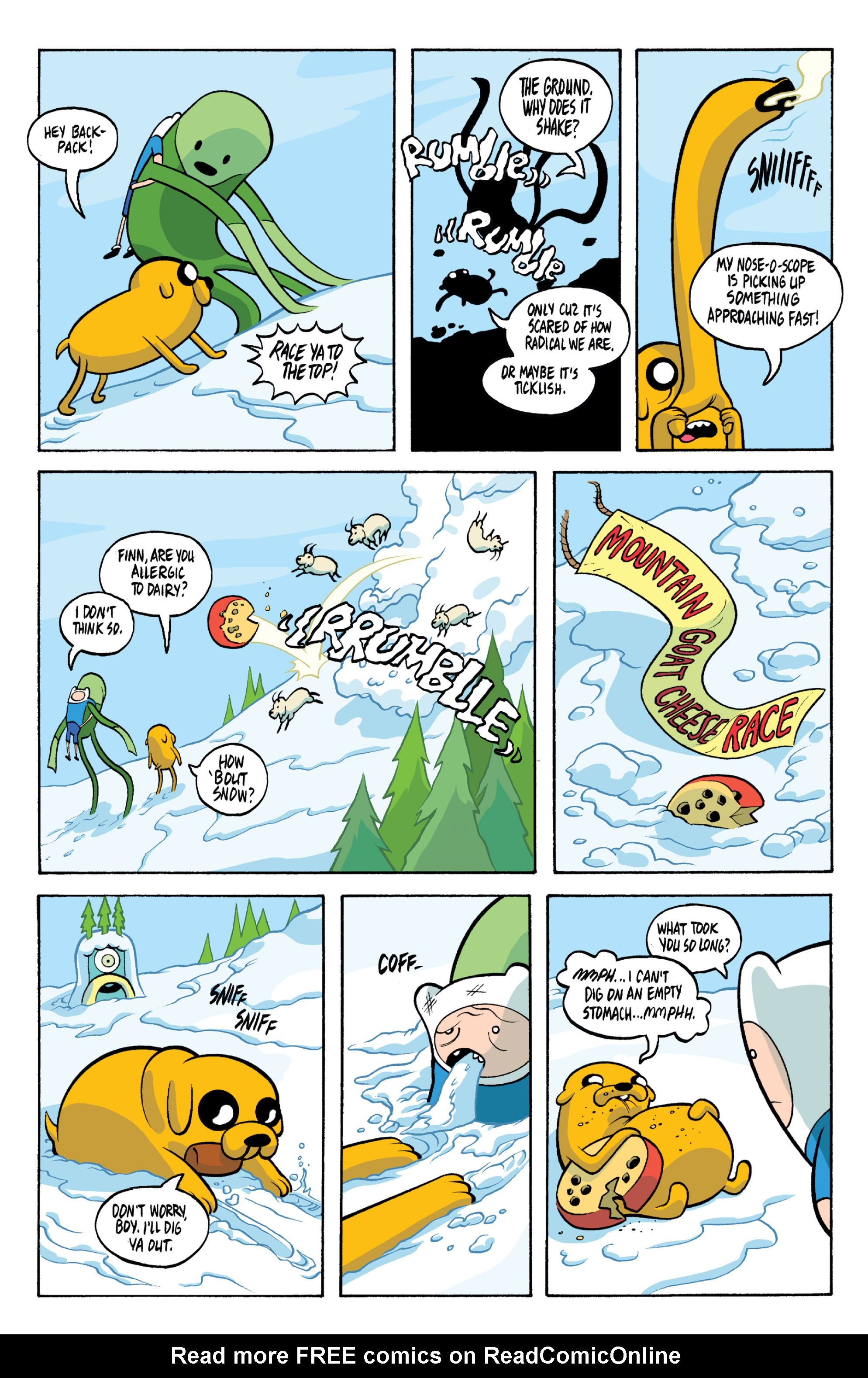 Read online Adventure Time comic -  Issue #Adventure Time _Annual 1 - 27