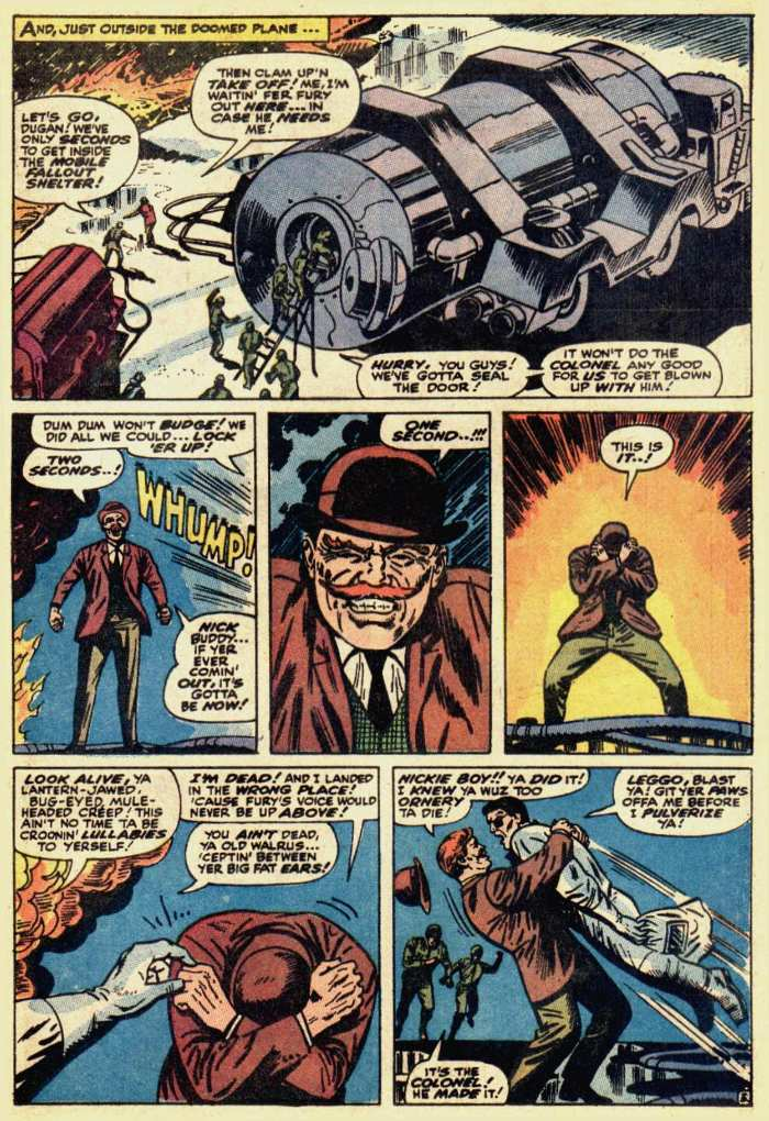 Nick Fury, Agent of SHIELD issue 18 - Page 30