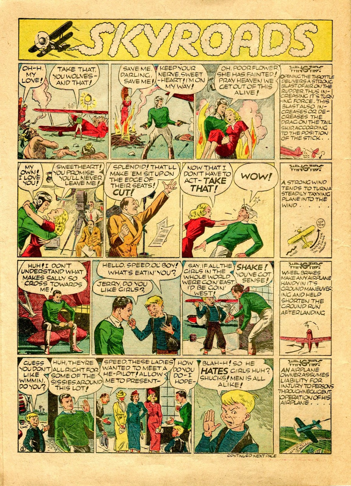Read online Famous Funnies comic -  Issue #64 - 12