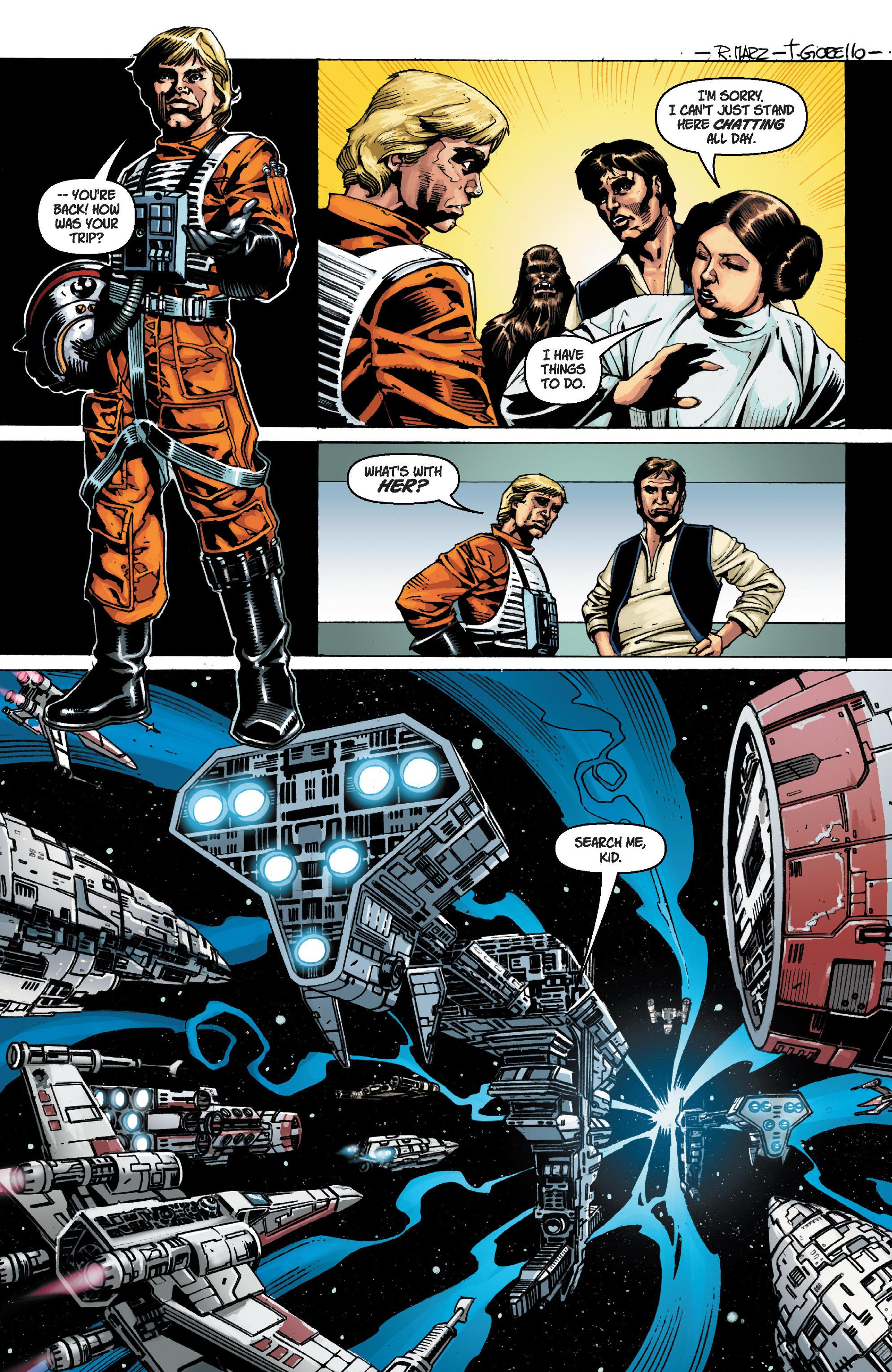 Read online Star Wars Omnibus comic -  Issue # Vol. 17 - 283