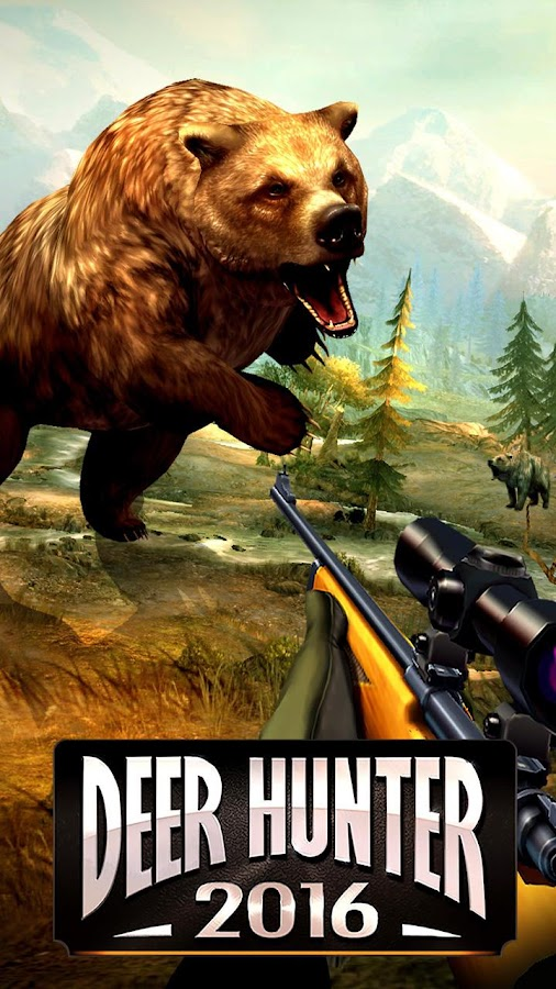 Free Download DEER HUNTER 2016, Gratis Android Game