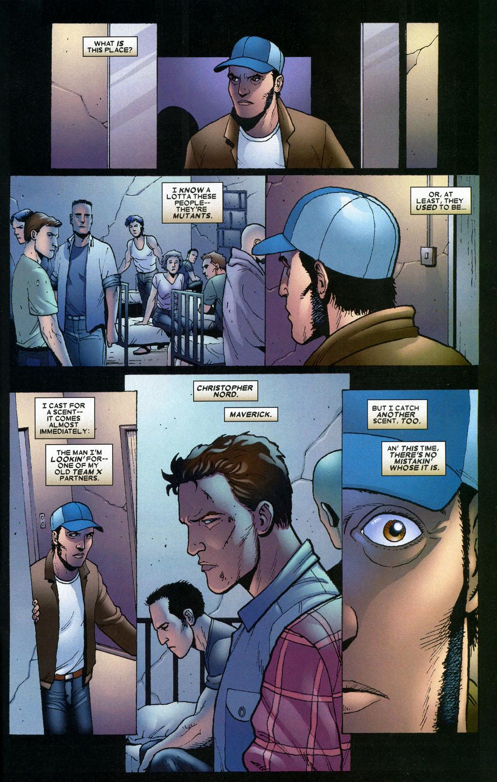Read online Wolverine: Origins comic -  Issue #6 - 21
