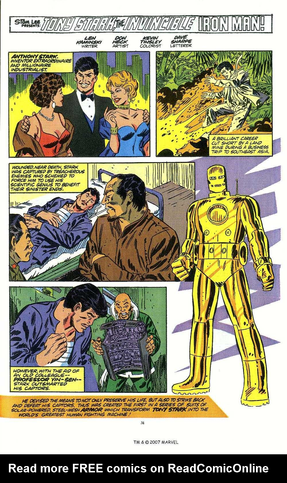 Iron Man Annual issue 12 - Page 33