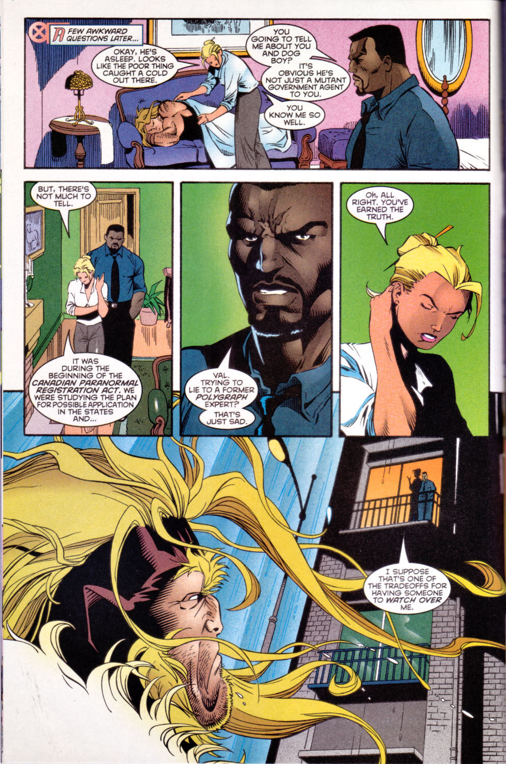 Read online X-Factor (1986) comic -  Issue #142 - 7