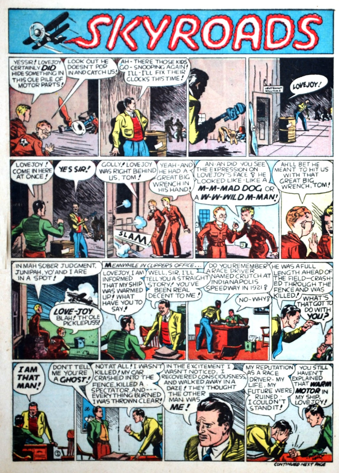Read online Famous Funnies comic -  Issue #75 - 12