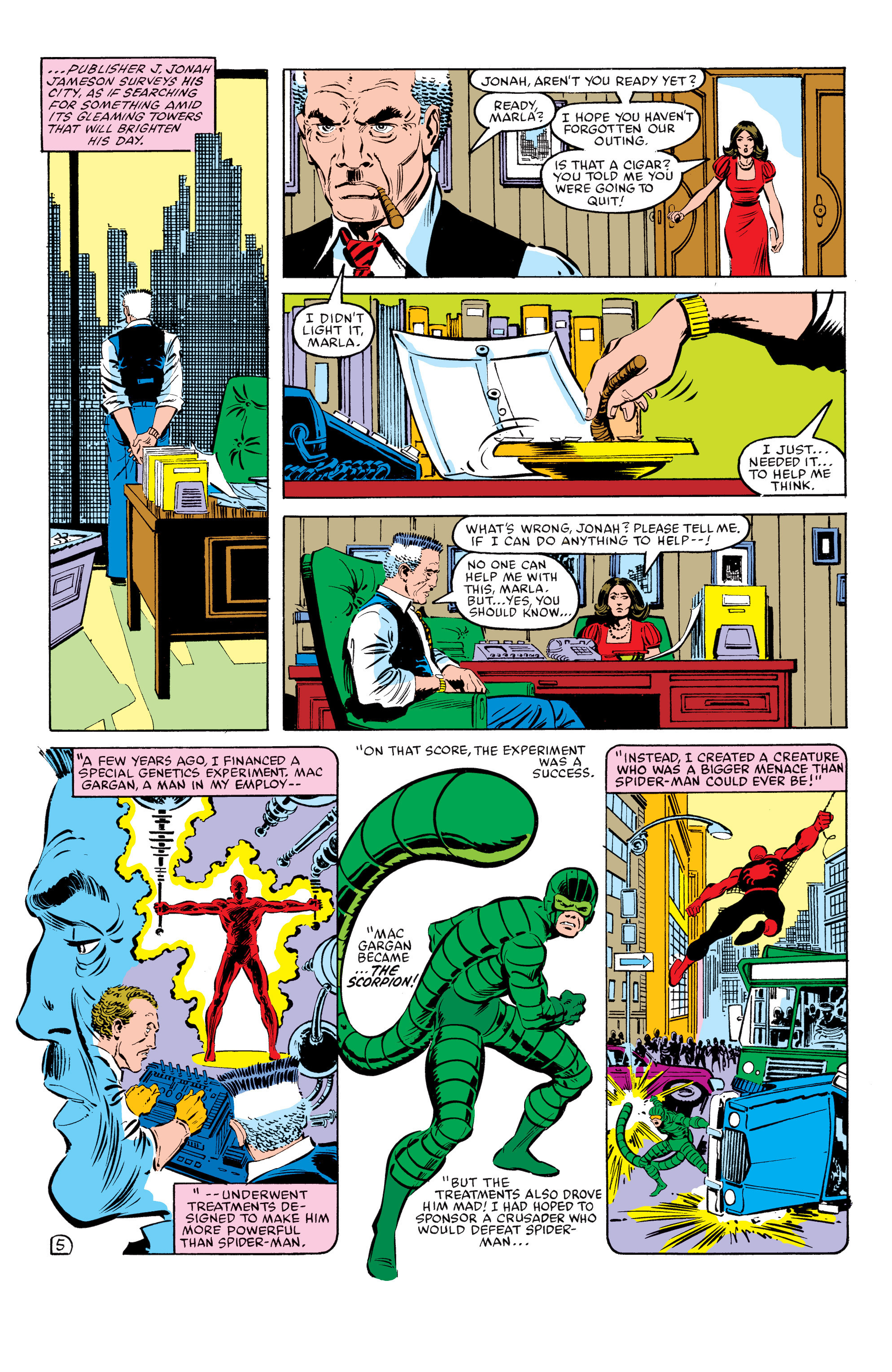 The Amazing Spider-Man (1963) 249 Page 5