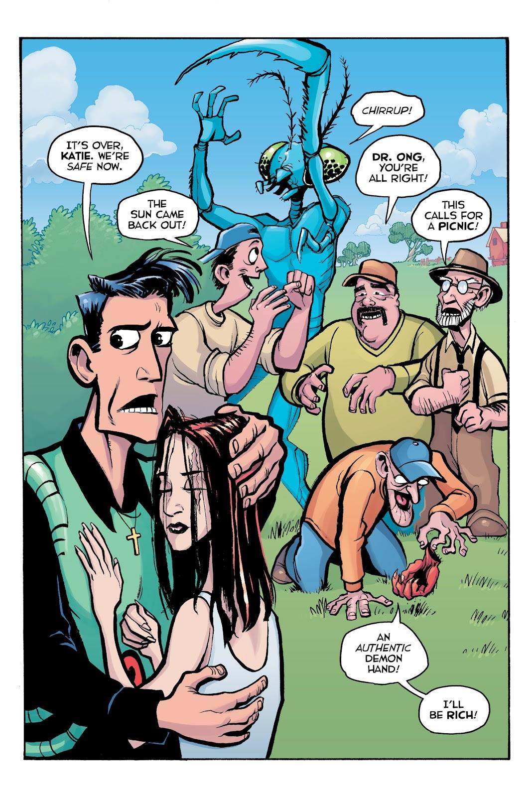 Read online Creature Tech (2019) comic -  Issue # TPB (Part 2) - 103
