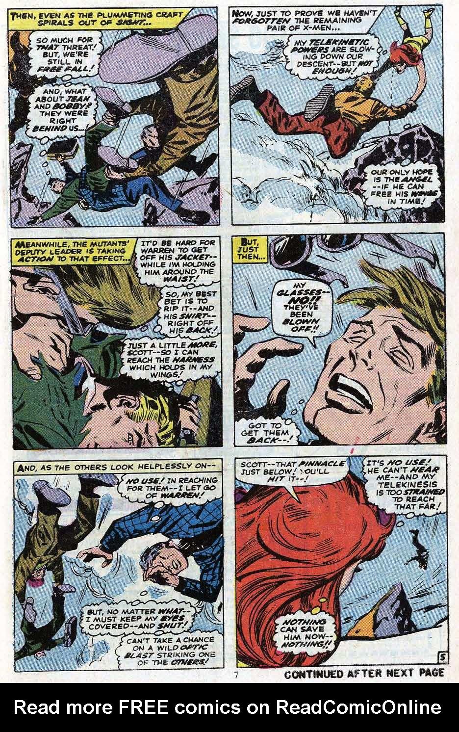 Read online Uncanny X-Men (1963) comic -  Issue #85 - 9