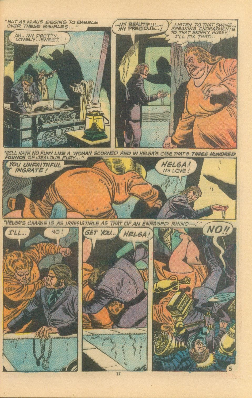 The Witching Hour (1969) issue 38 - Page 19