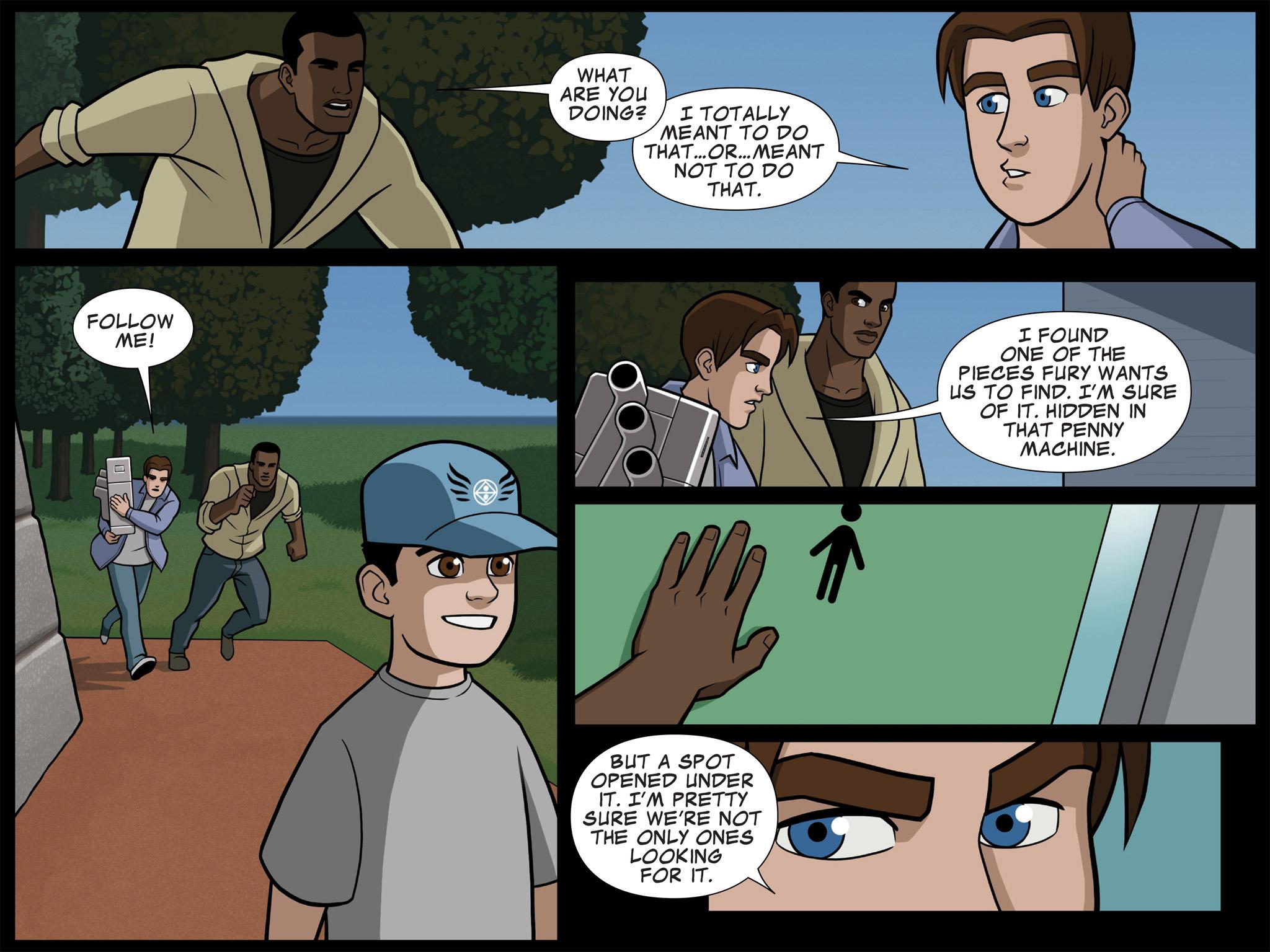 Read online Ultimate Spider-Man (Infinite Comics) (2015) comic -  Issue #7 - 26