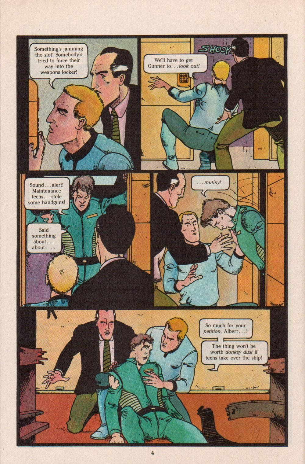 Read online Dalgoda comic -  Issue #8 - 6