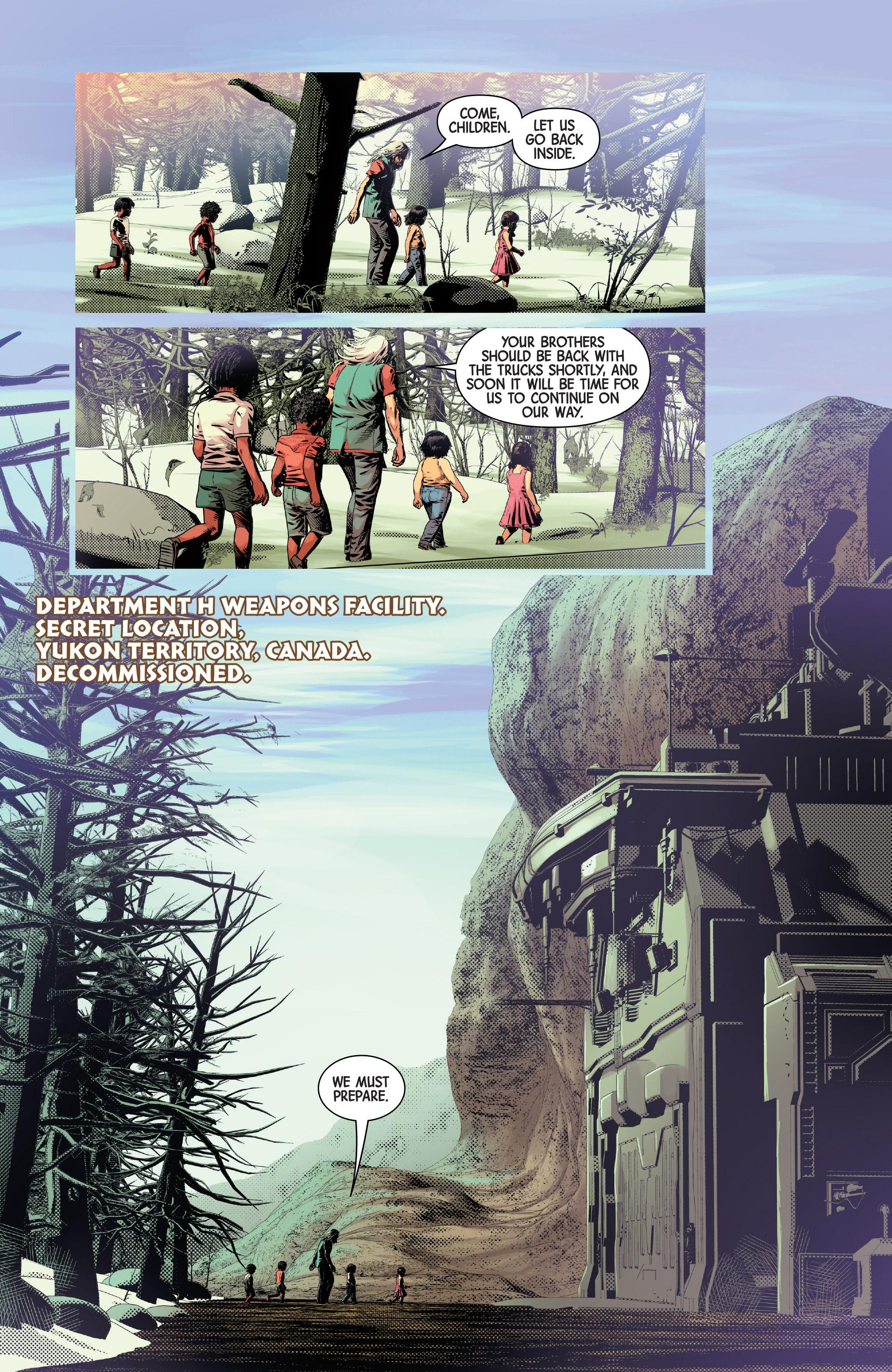 Read online Old Man Logan (2016) comic -  Issue #25 - 4