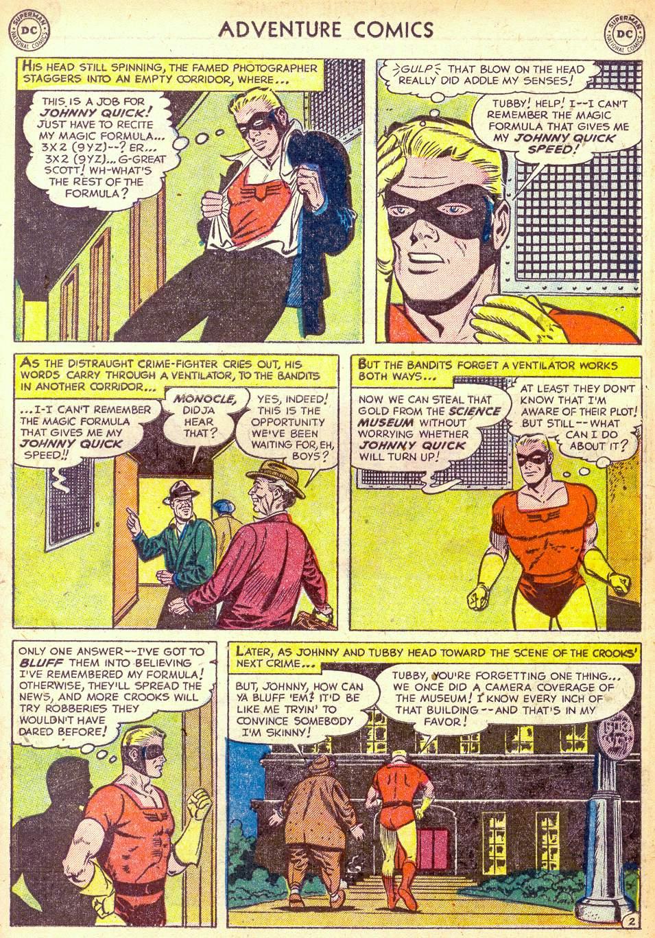 Read online Adventure Comics (1938) comic -  Issue #172 - 25