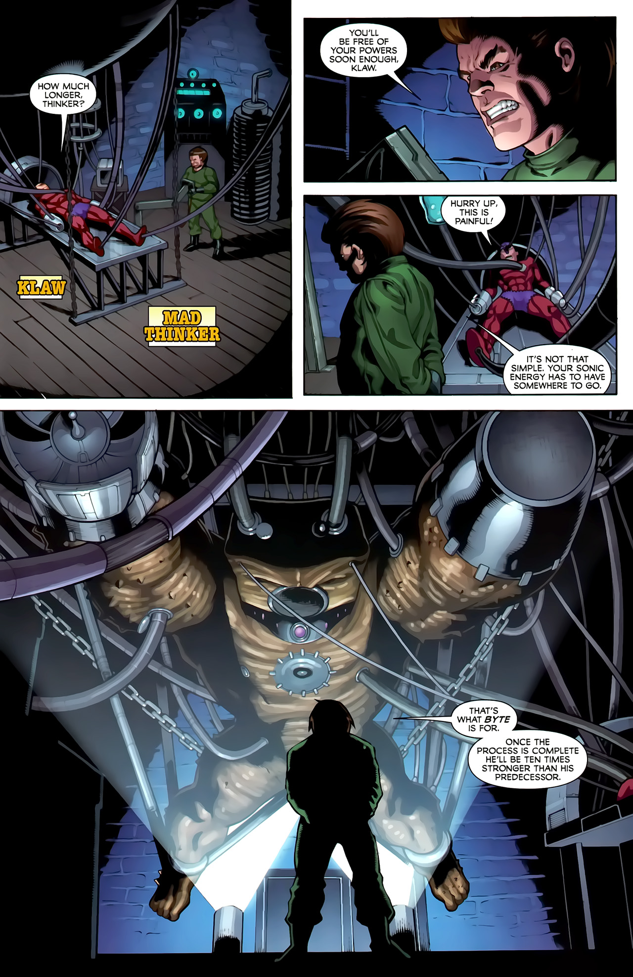 Read online She-Hulks comic -  Issue #3 - 20