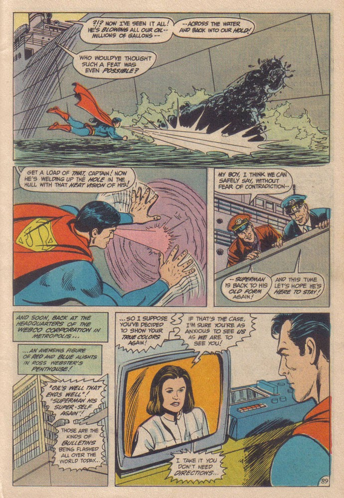 Read online Superman III comic -  Issue # Full - 41