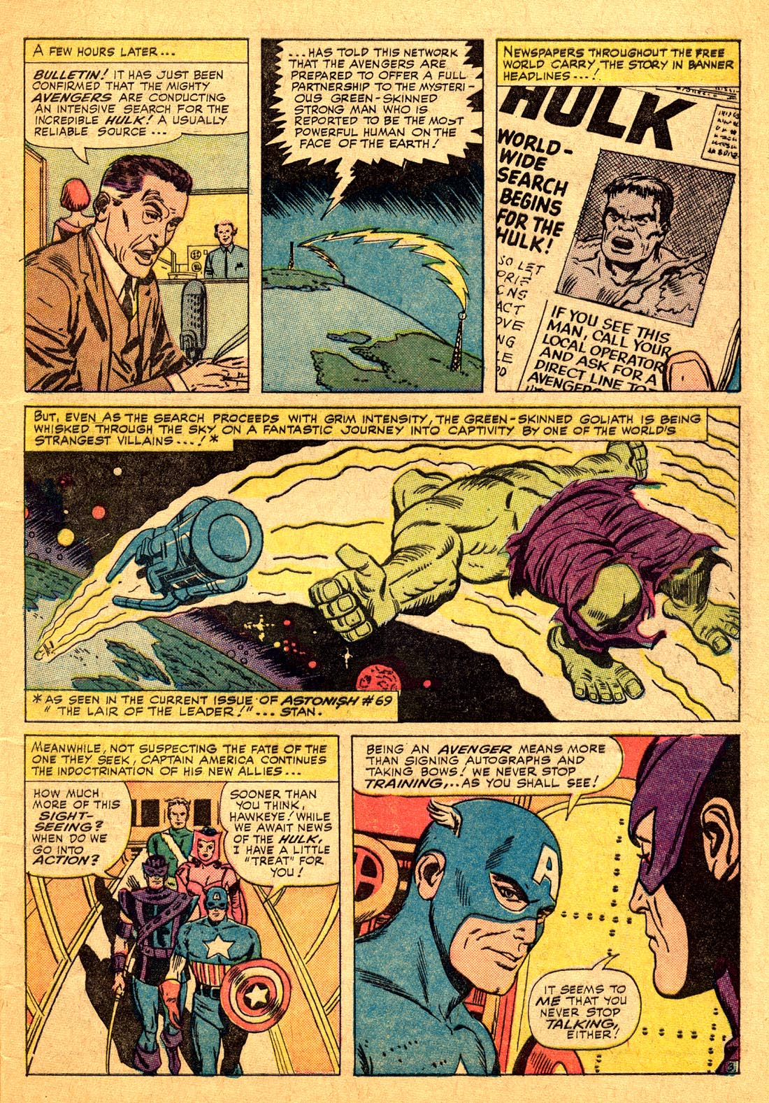 The Avengers (1963) 17 Page 3