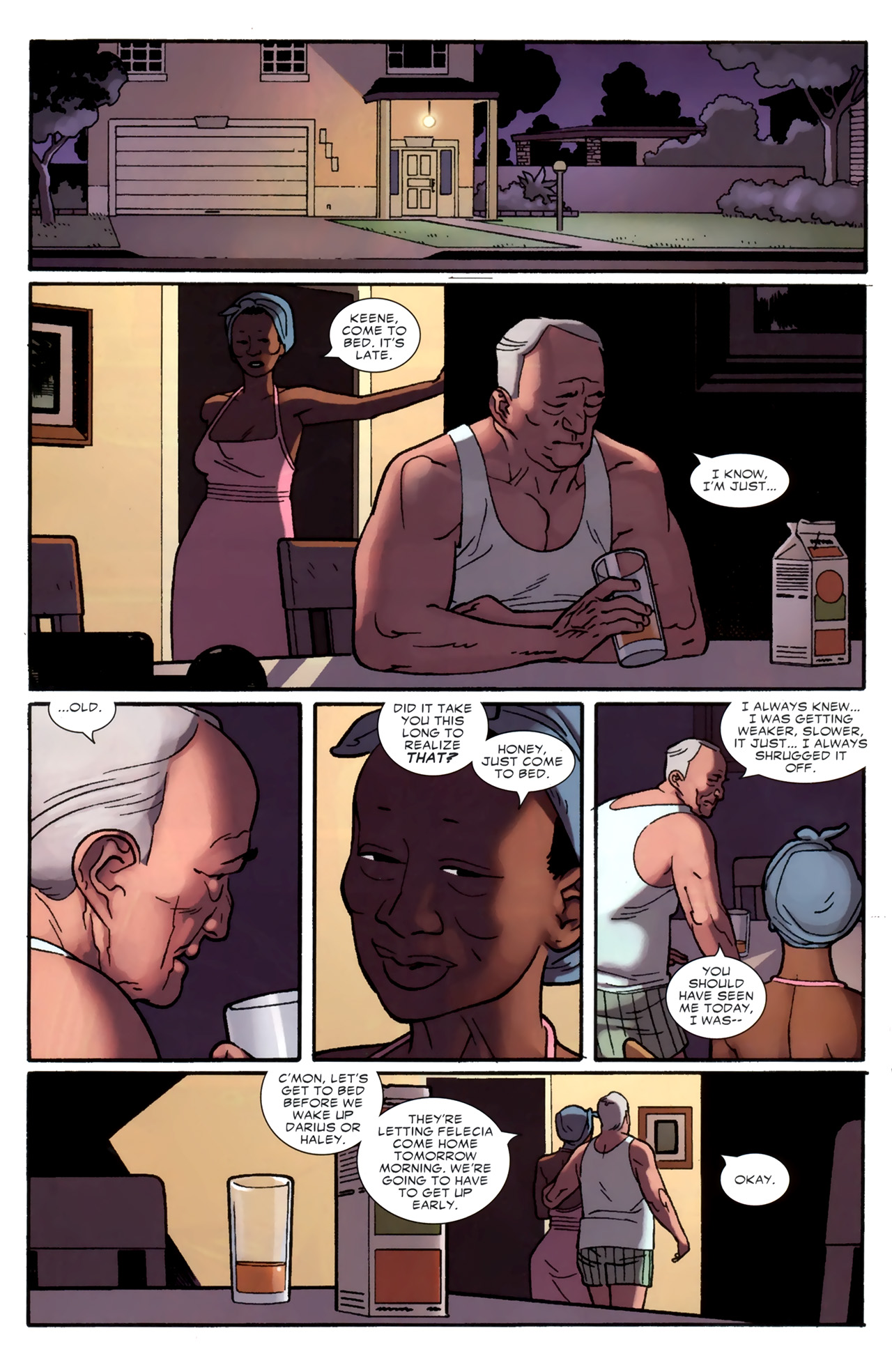 Read online Destroyer comic -  Issue #4 - 17