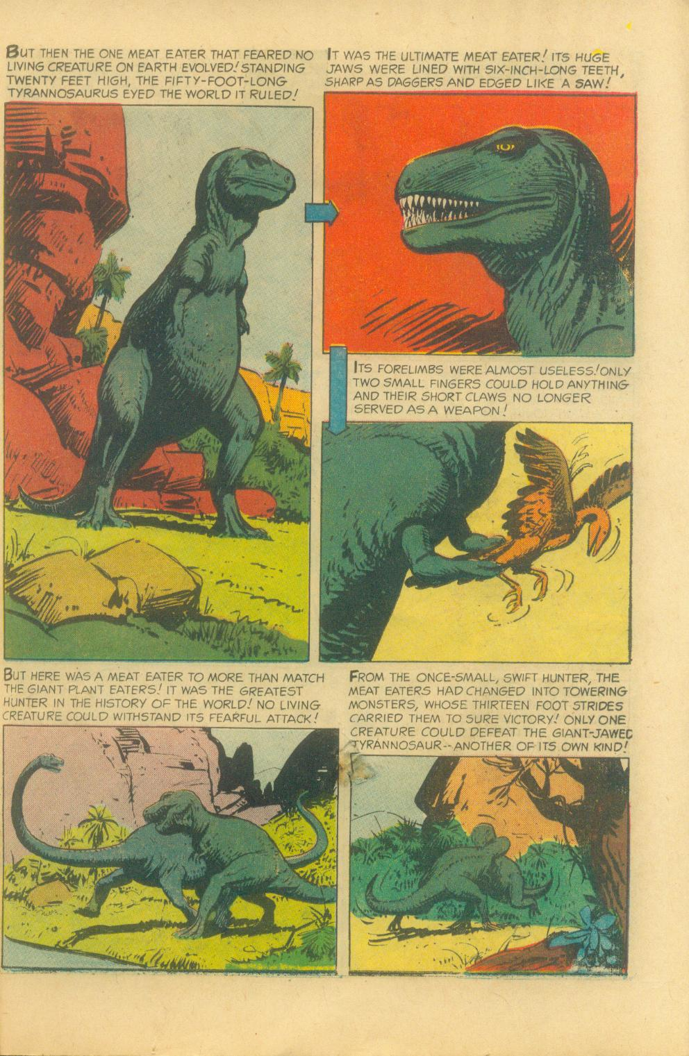 Read online Turok, Son of Stone comic -  Issue #29 - 23