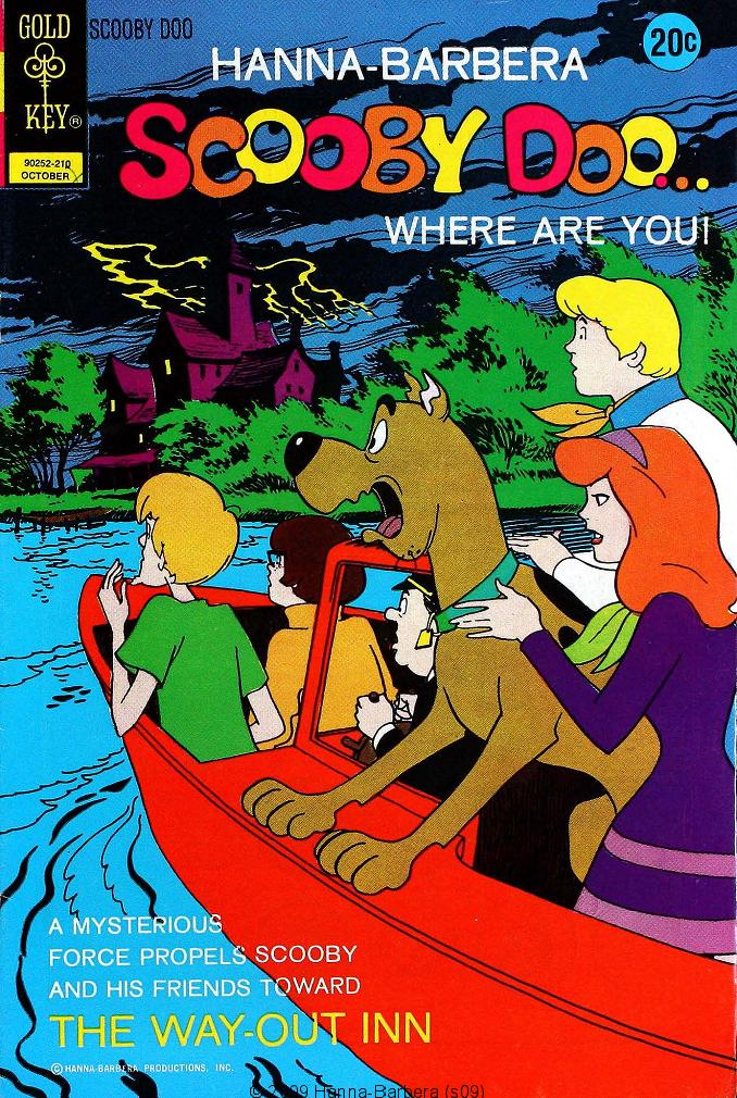 Scooby-Doo... Where Are You! (1970) issue 14 - Page 1