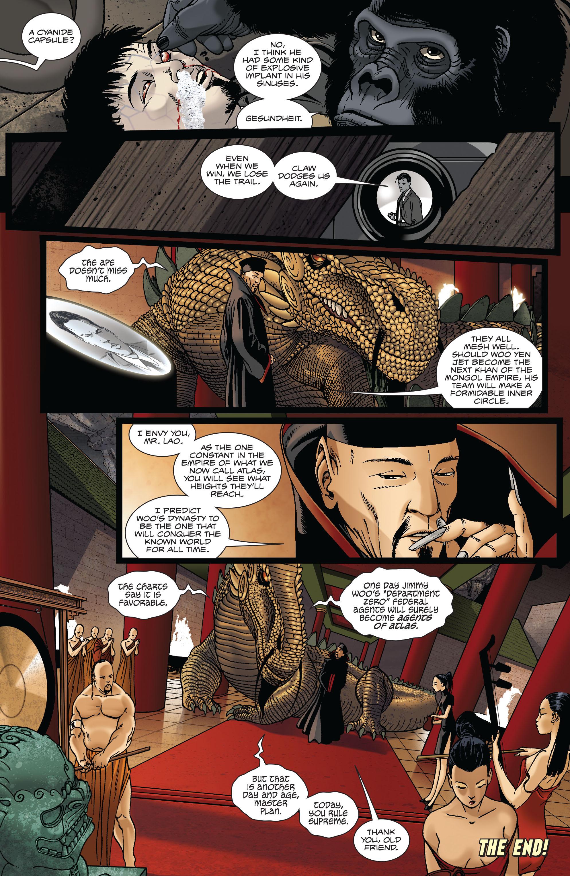 Read online Atlas comic -  Issue #2 - 24