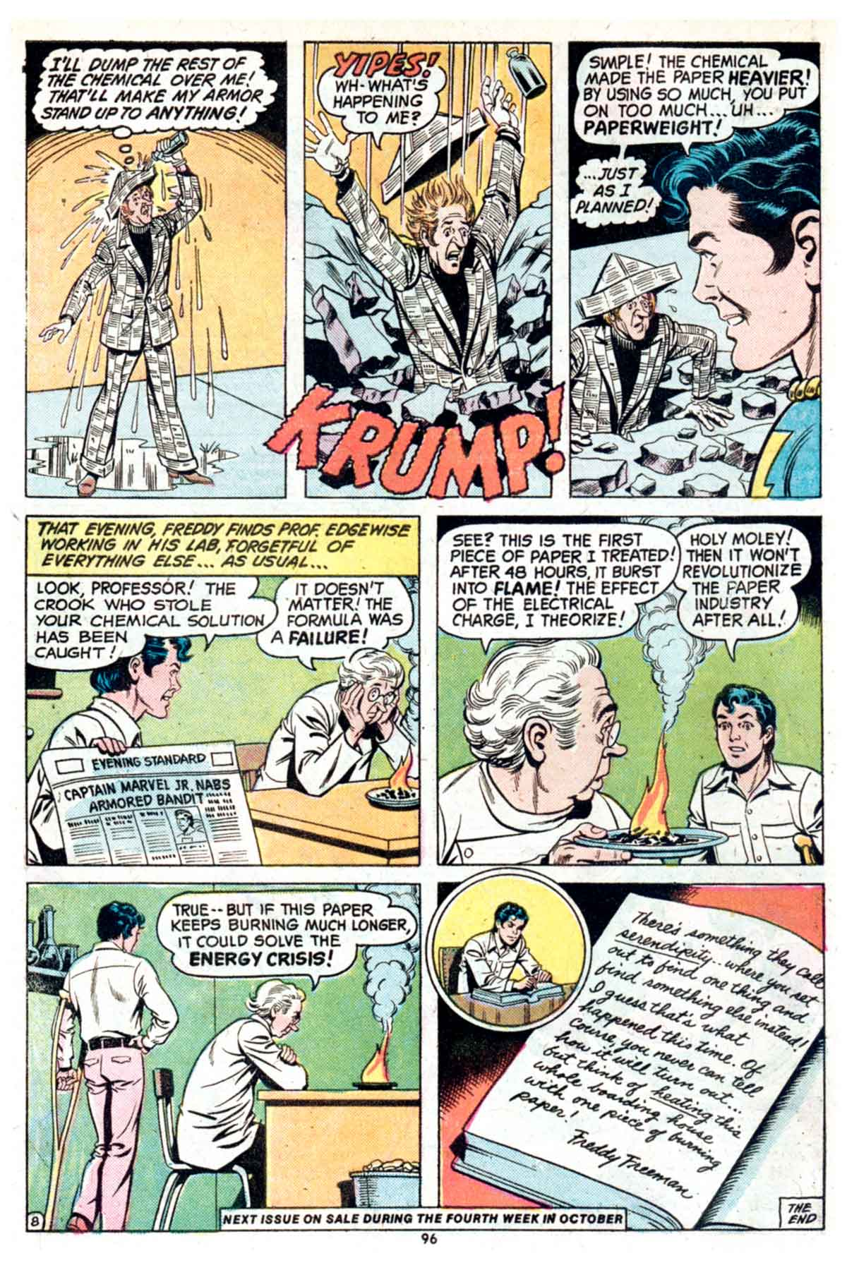 Read online Shazam! (1973) comic -  Issue #15 - 96