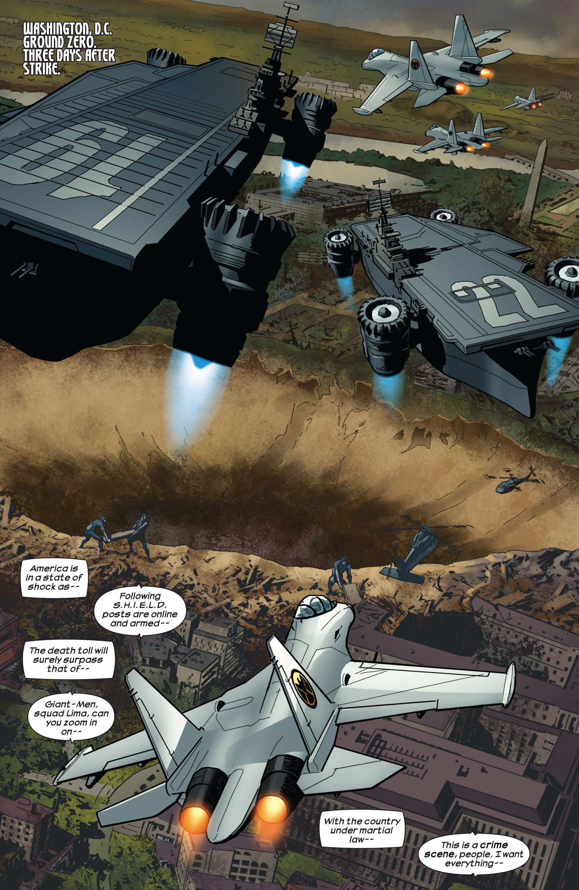 Read online Ultimate Comics Ultimates comic -  Issue #10 - 8