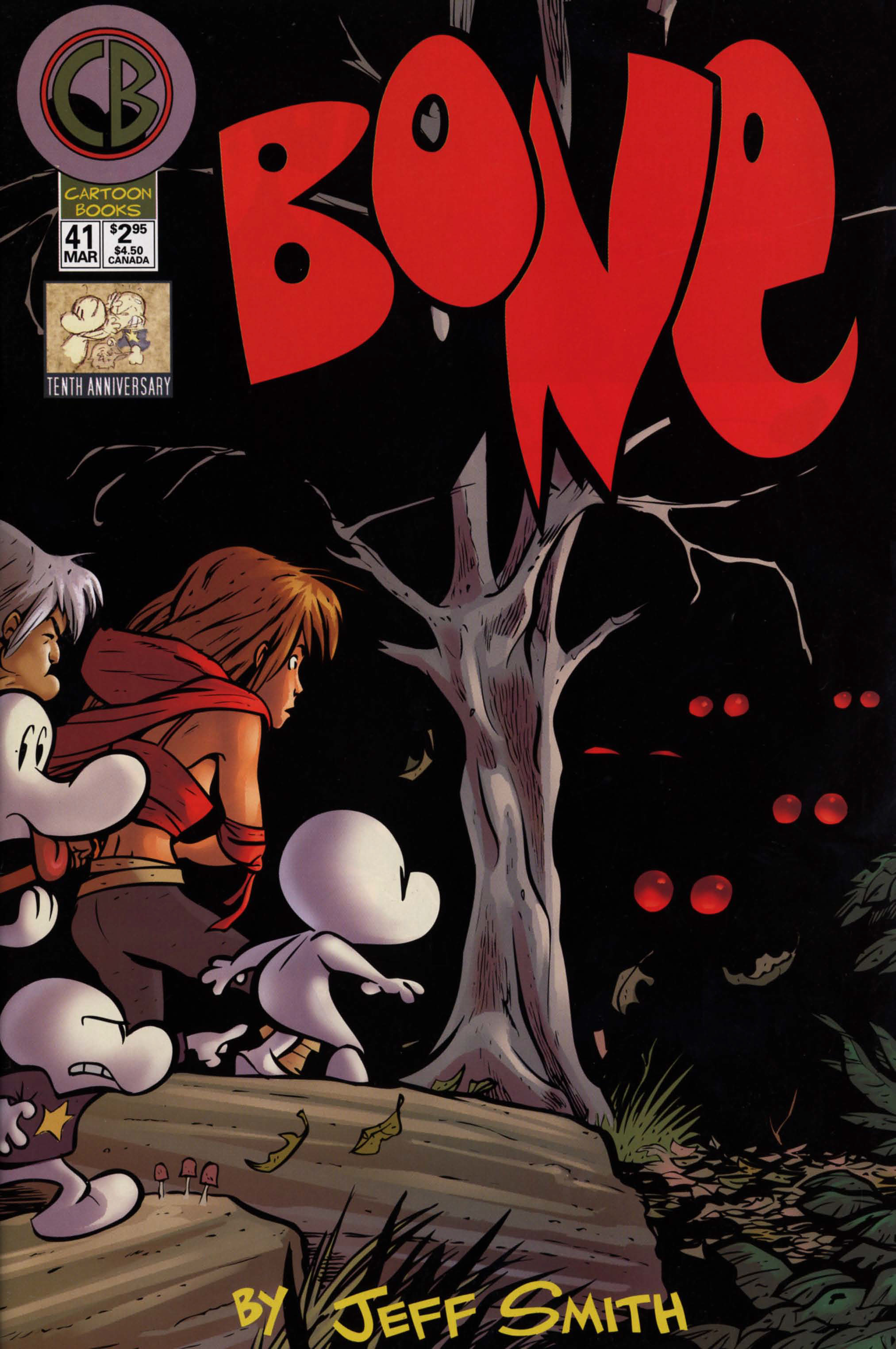 Bone 1991 Issue 41