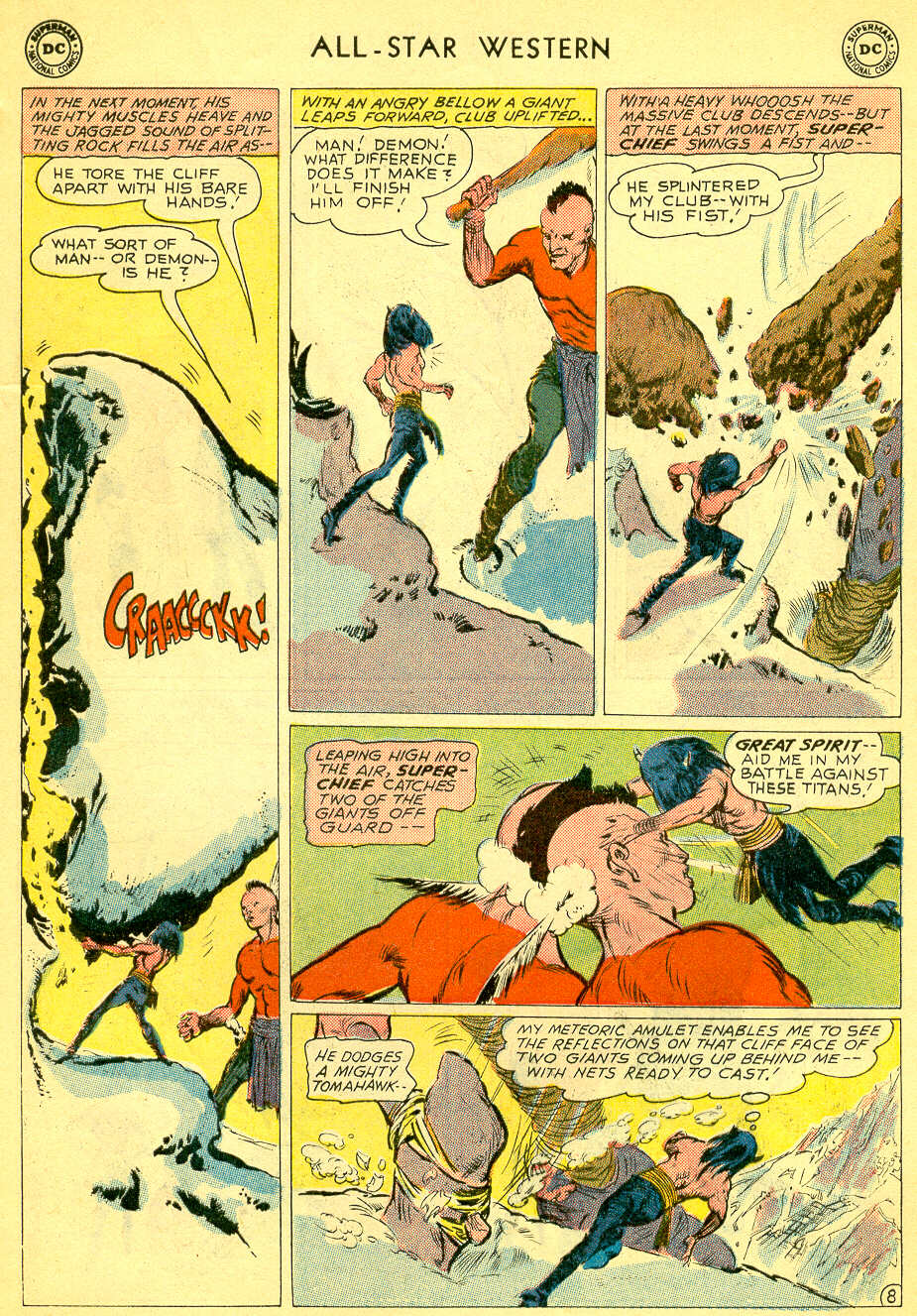 Read online All-Star Western (1951) comic -  Issue #118 - 28