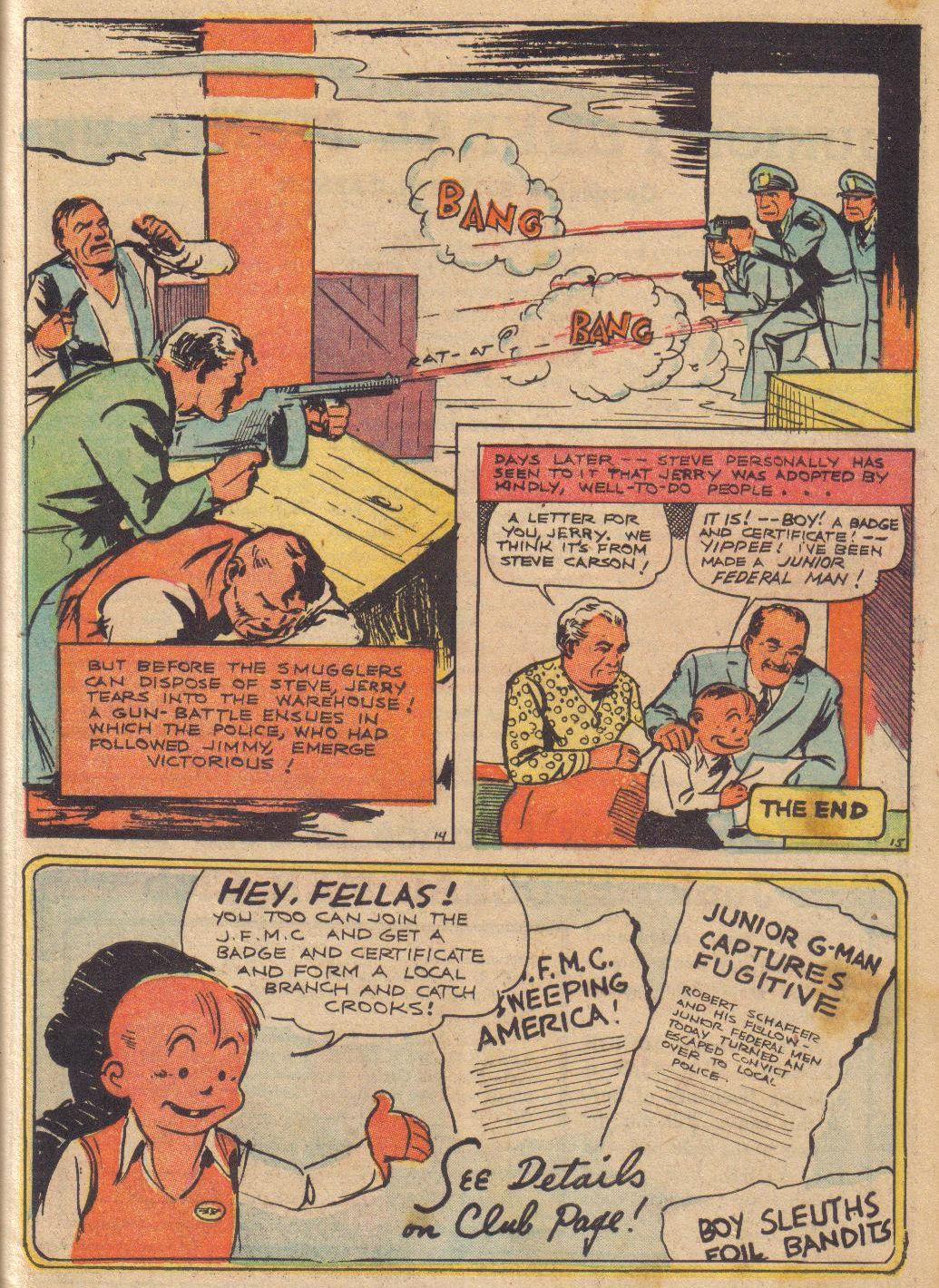 Read online Adventure Comics (1938) comic -  Issue #24 - 17