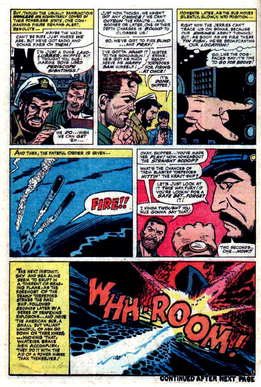 Read online Sgt. Fury comic -  Issue #33 - 12