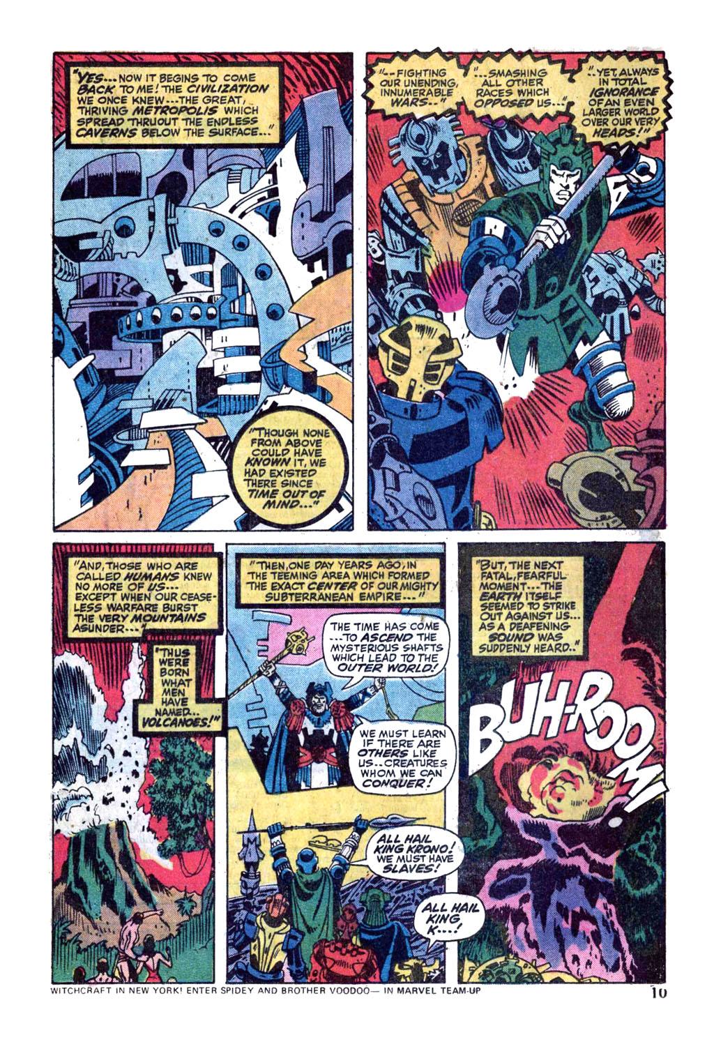Uncanny X-Men (1963) 89 Page 6