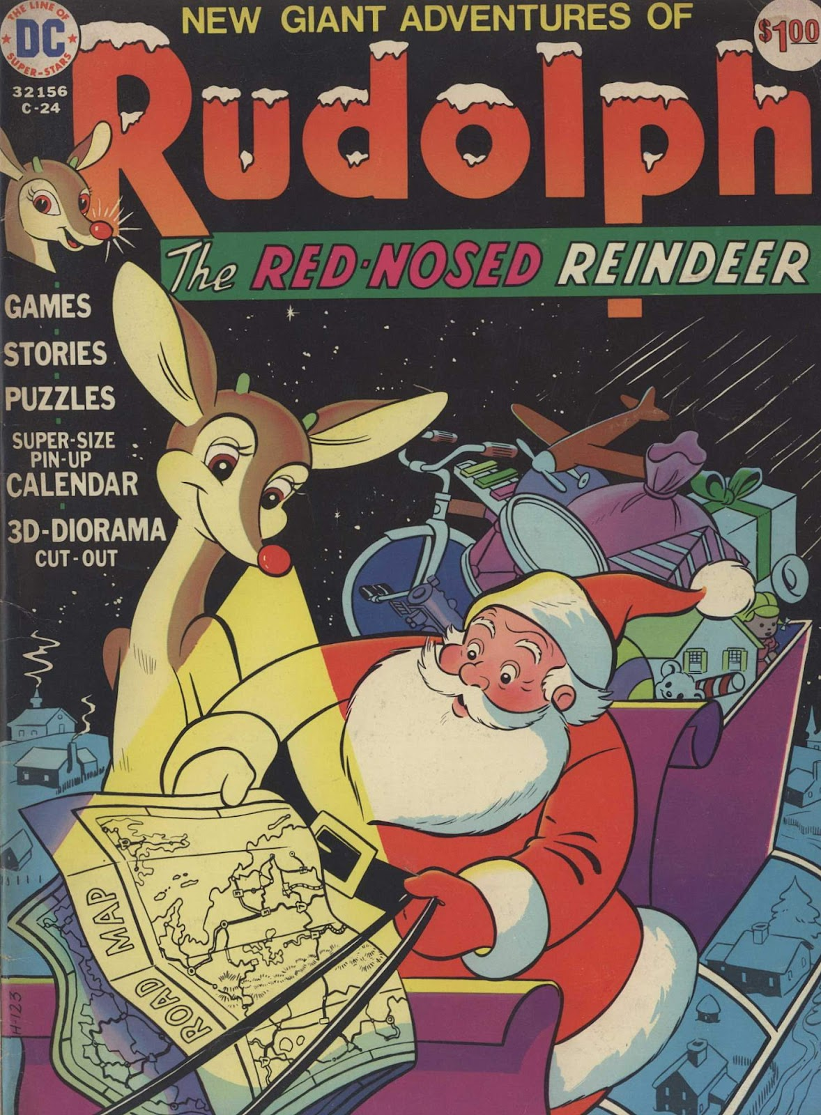 Rudolph the Red-Nosed Reindeer issue 8 - Page 1